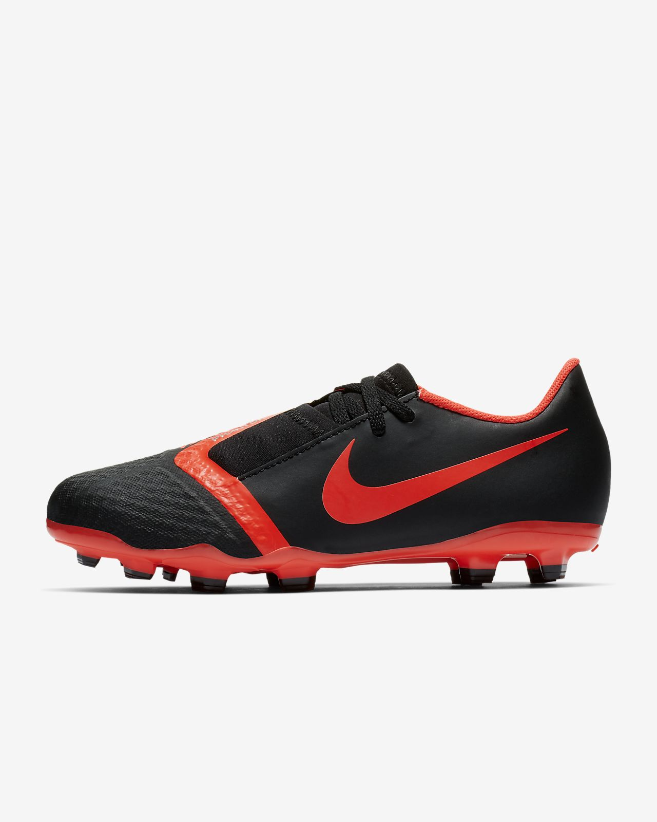 Nike Jr. Phantom Venom Academy FG Older Kids' Firm-Ground Football Boot