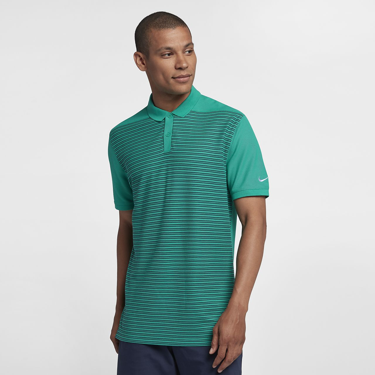 Polo de golfe Nike Dri-FIT para homem. Nike.com PT e95c2e5e2d2