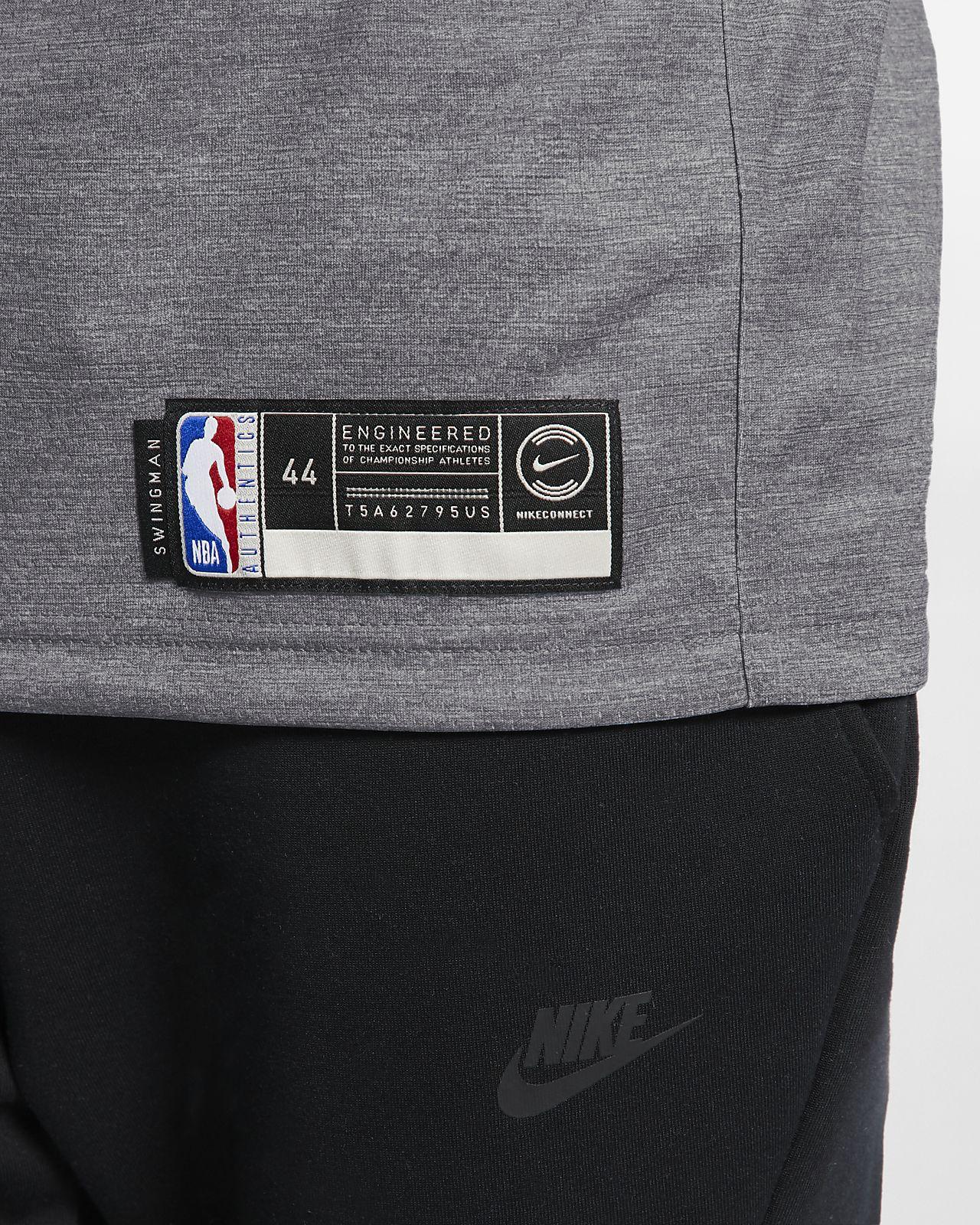 0be721930 ... Ben Simmons City Edition Swingman (Philadelphia 76ers) Men s Nike NBA  Connected Jersey