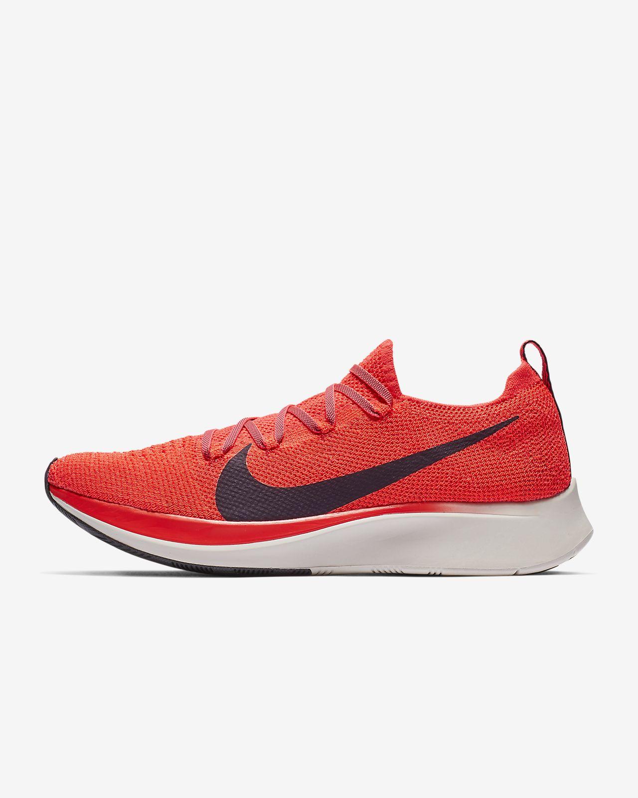 Nike Zoom Fly Flyknit løpesko til herre