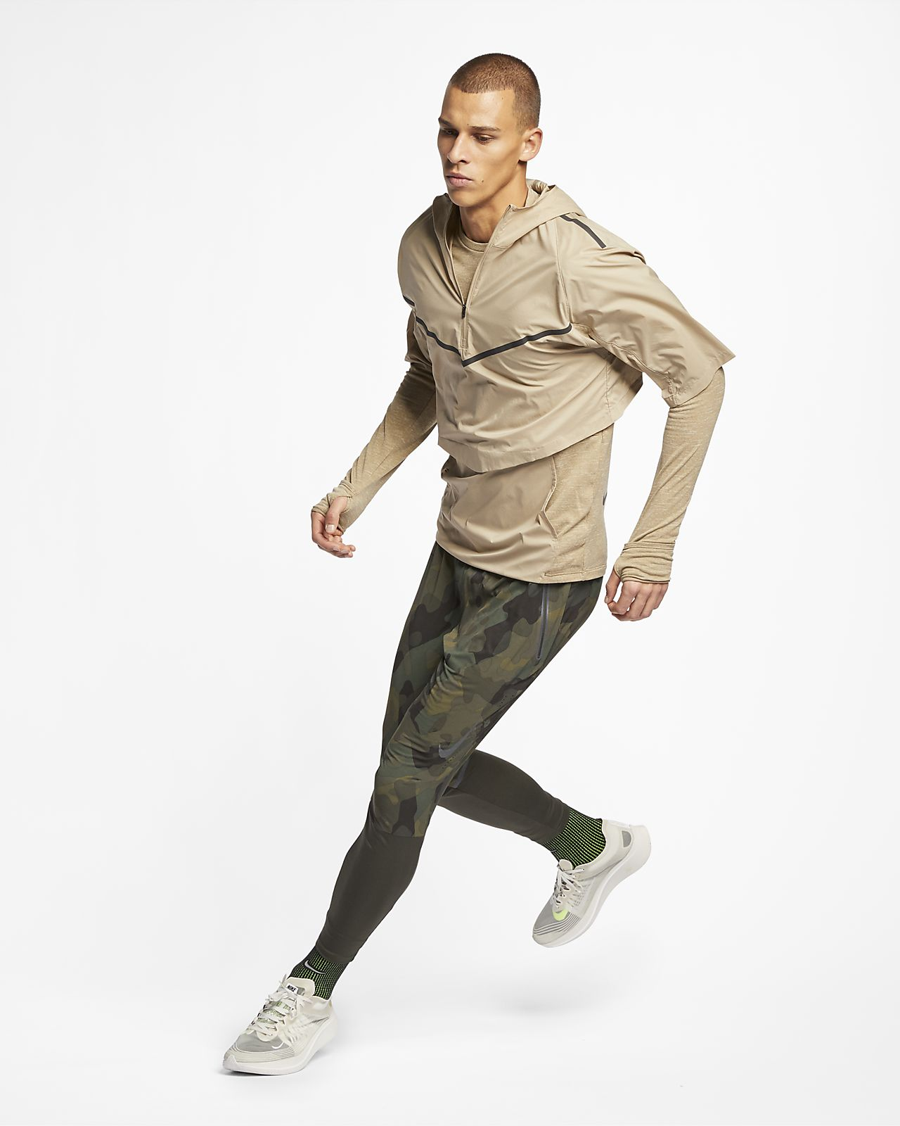 Haut de running Nike Therma Sphere Tech Pack pour Homme