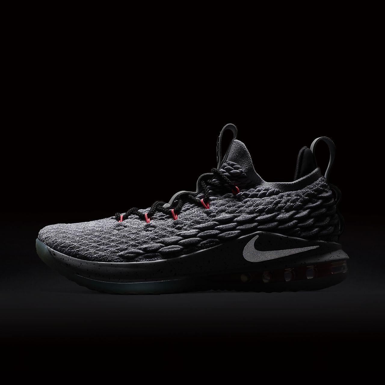 faa5a4132803b LeBron 15 Low Basketball Shoe. Nike.com