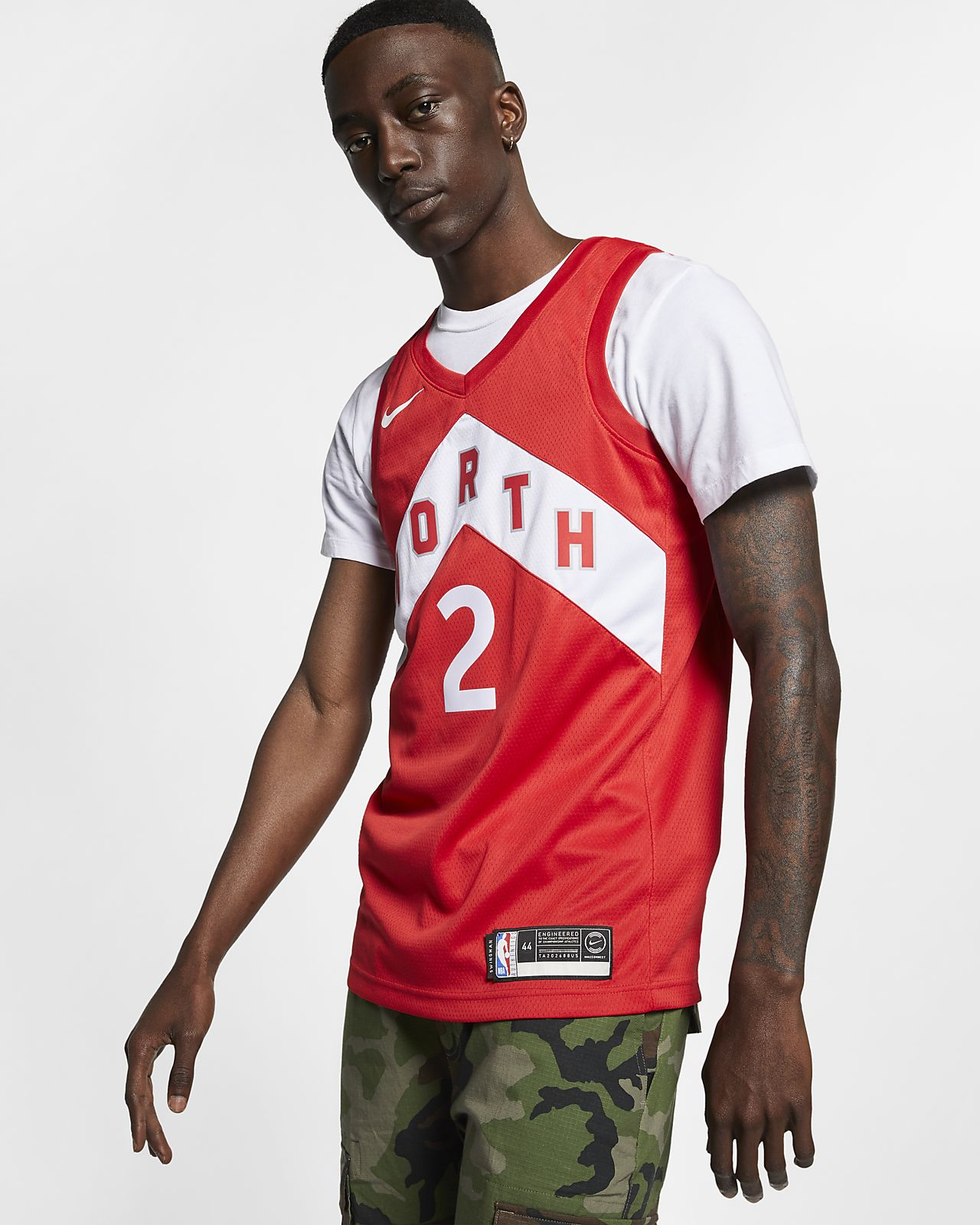 4c3177ab97e6 ... Kawhi Leonard Earned City Edition Swingman (Toronto Raptors) Men s Nike  NBA Connected Jersey
