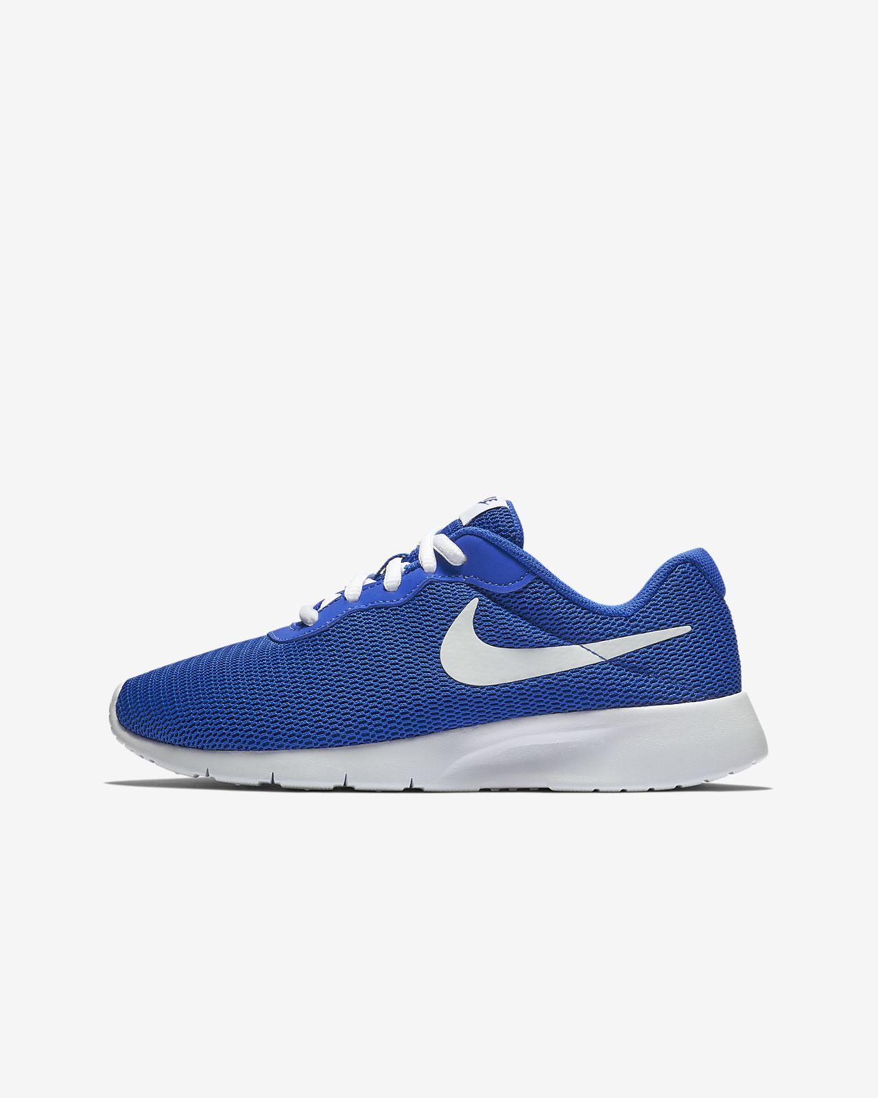 Nike Tanjun Big Kids' Shoe (Wide)
