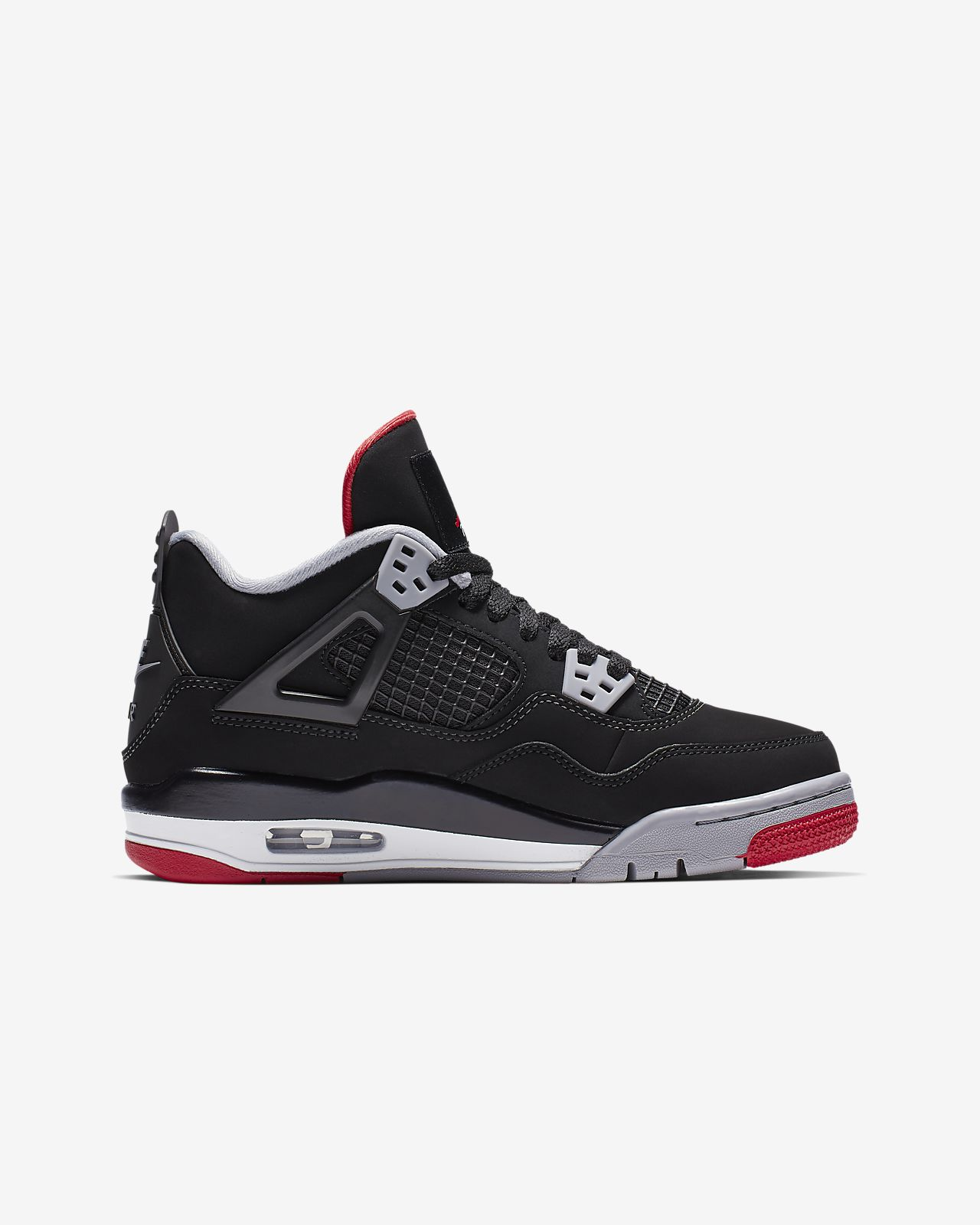 best service 14c7c c817b Air Jordan 4 Retro Older Kids' Shoe