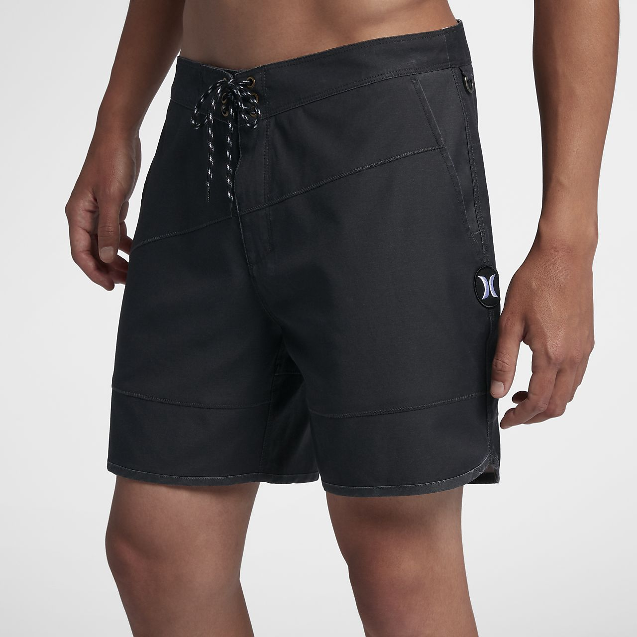 "Hurley Beachside Nautical Men's 17"" Board Shorts"