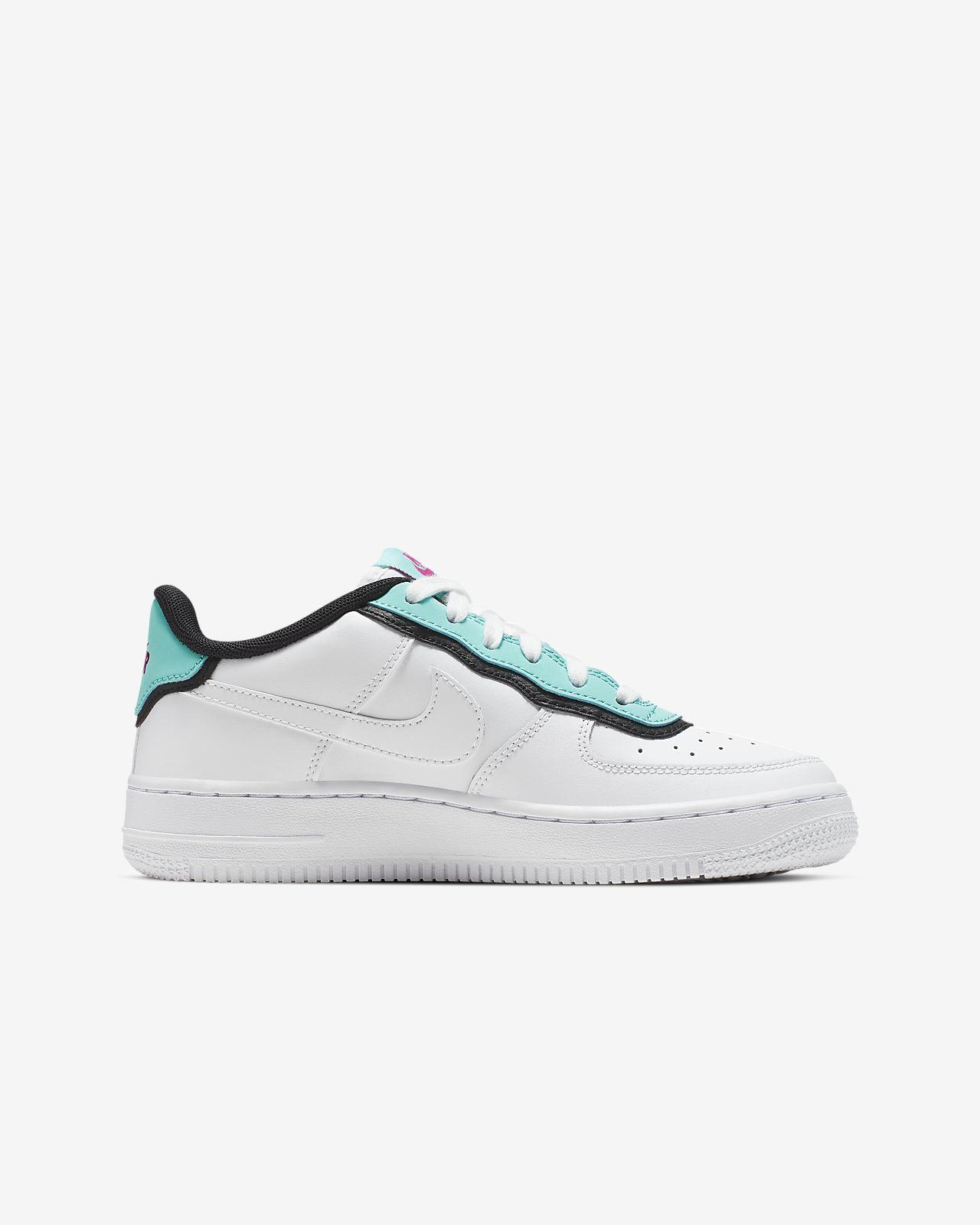 6e033eae Nike Air Force 1 LV8 1 DBL Older Kids' Shoe