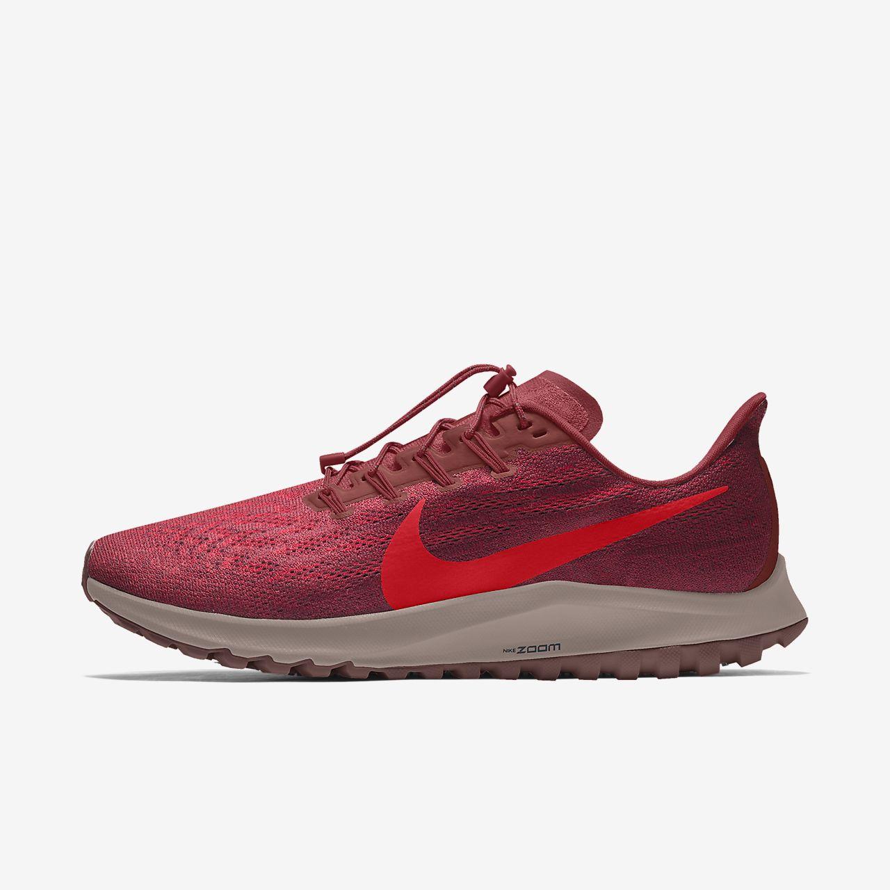 Nike Air Zoom Pegasus 36 By You Custom Women's Running Shoe