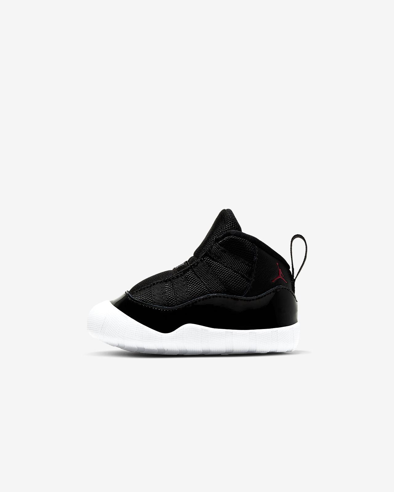 official factory outlet wide range Chausson Jordan 11 pour Bébé. Nike CH