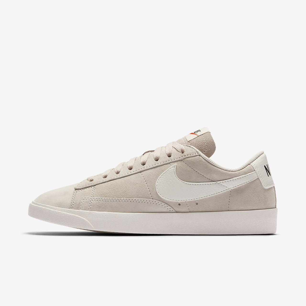 Nike Blazer Beige Bas