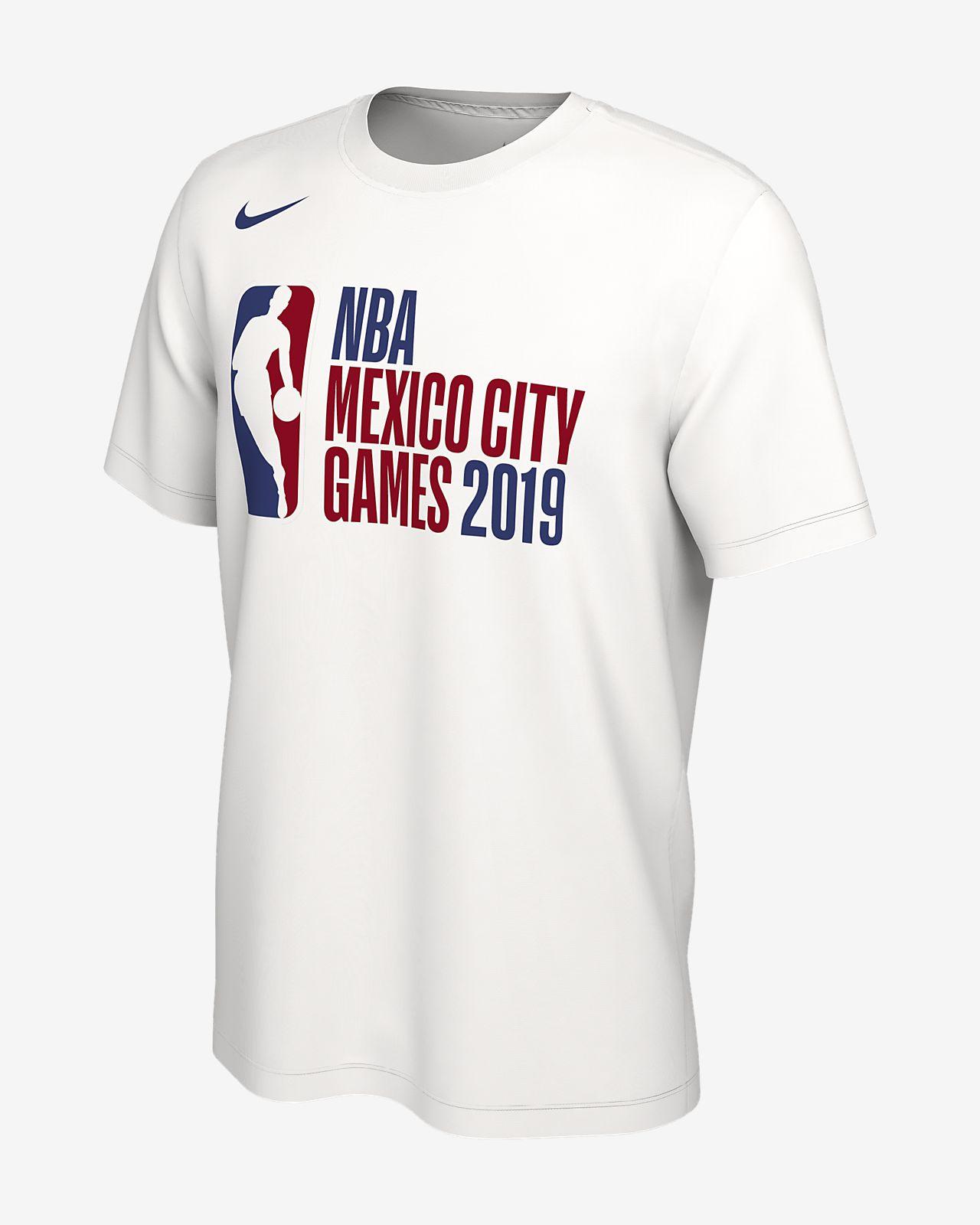 T-shirt Global Games Mexico City Nike NBA - Uomo