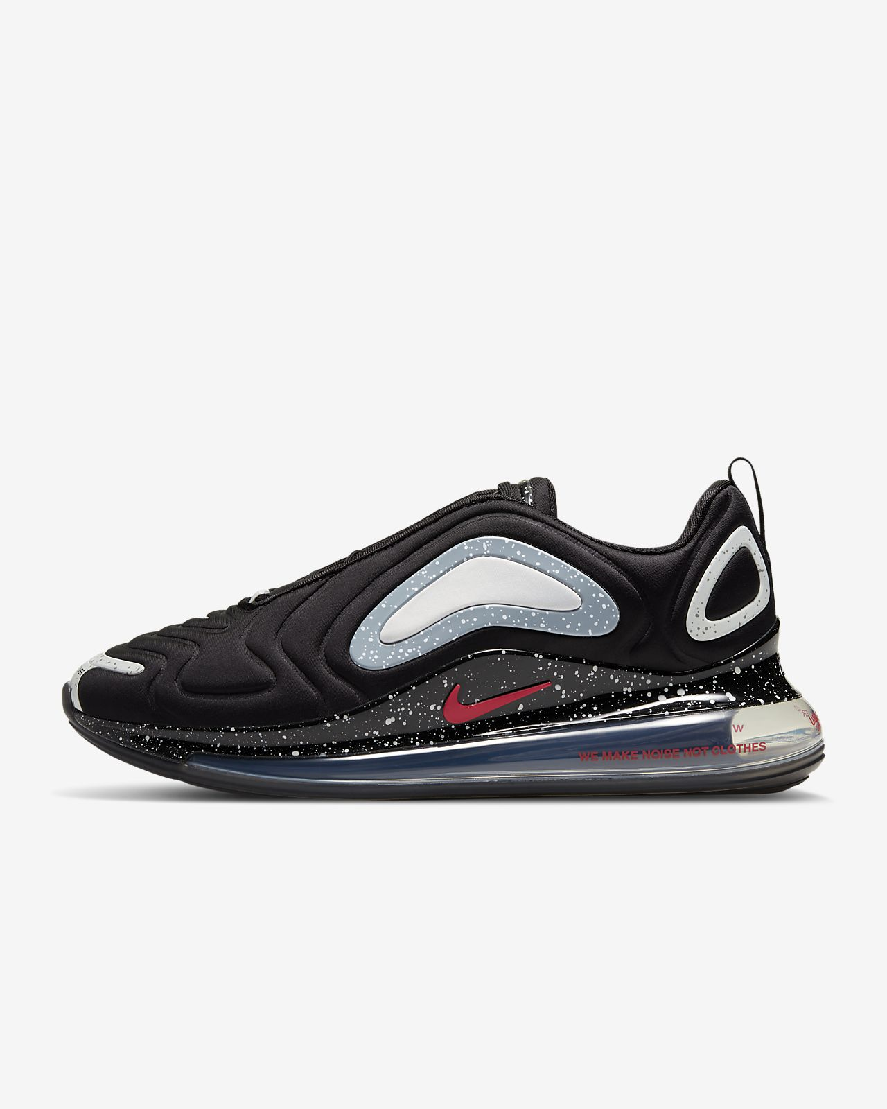 Undercover Nike Air Max 720 Black CN2408 001 University Red