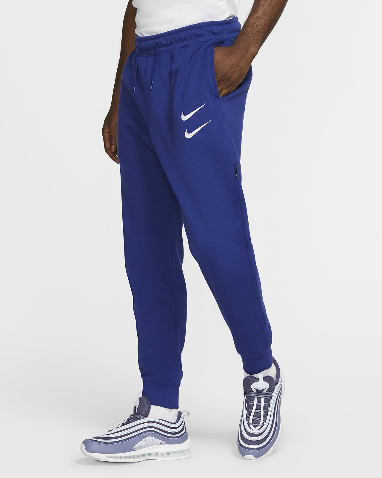 Nike Sportswear Swoosh bukse til herre
