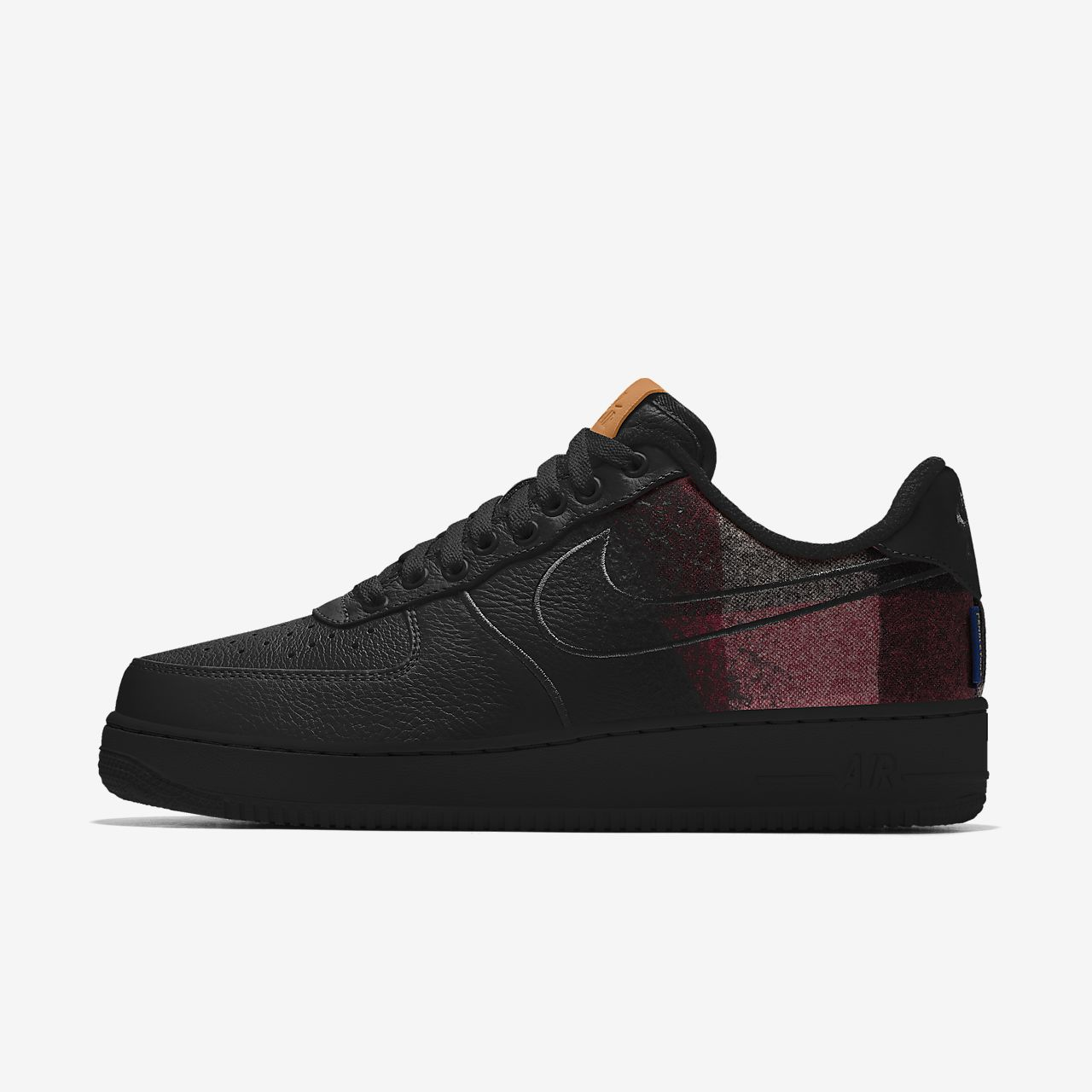 Specialdesignad sko Nike Air Force 1 Low Pendleton By You