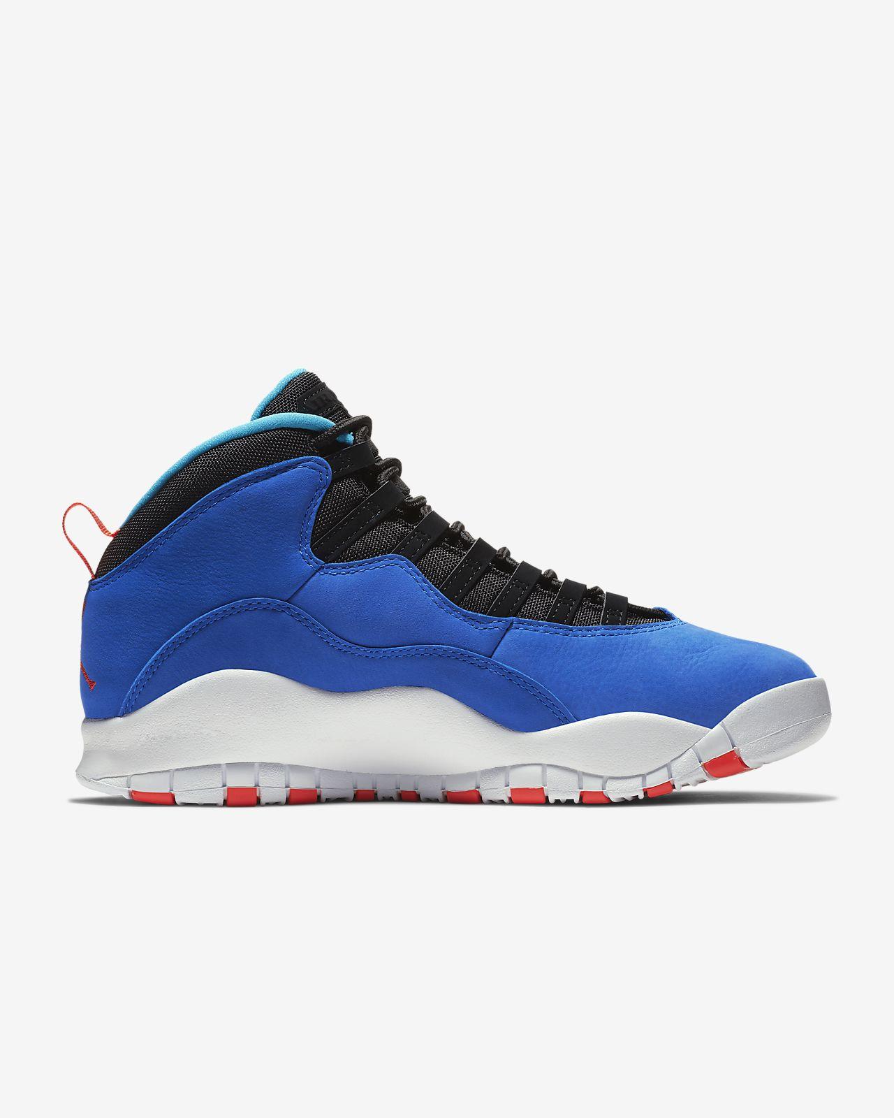 Calzado para hombre Air Jordan 10 Retro. Nike.com CL 26d20626437