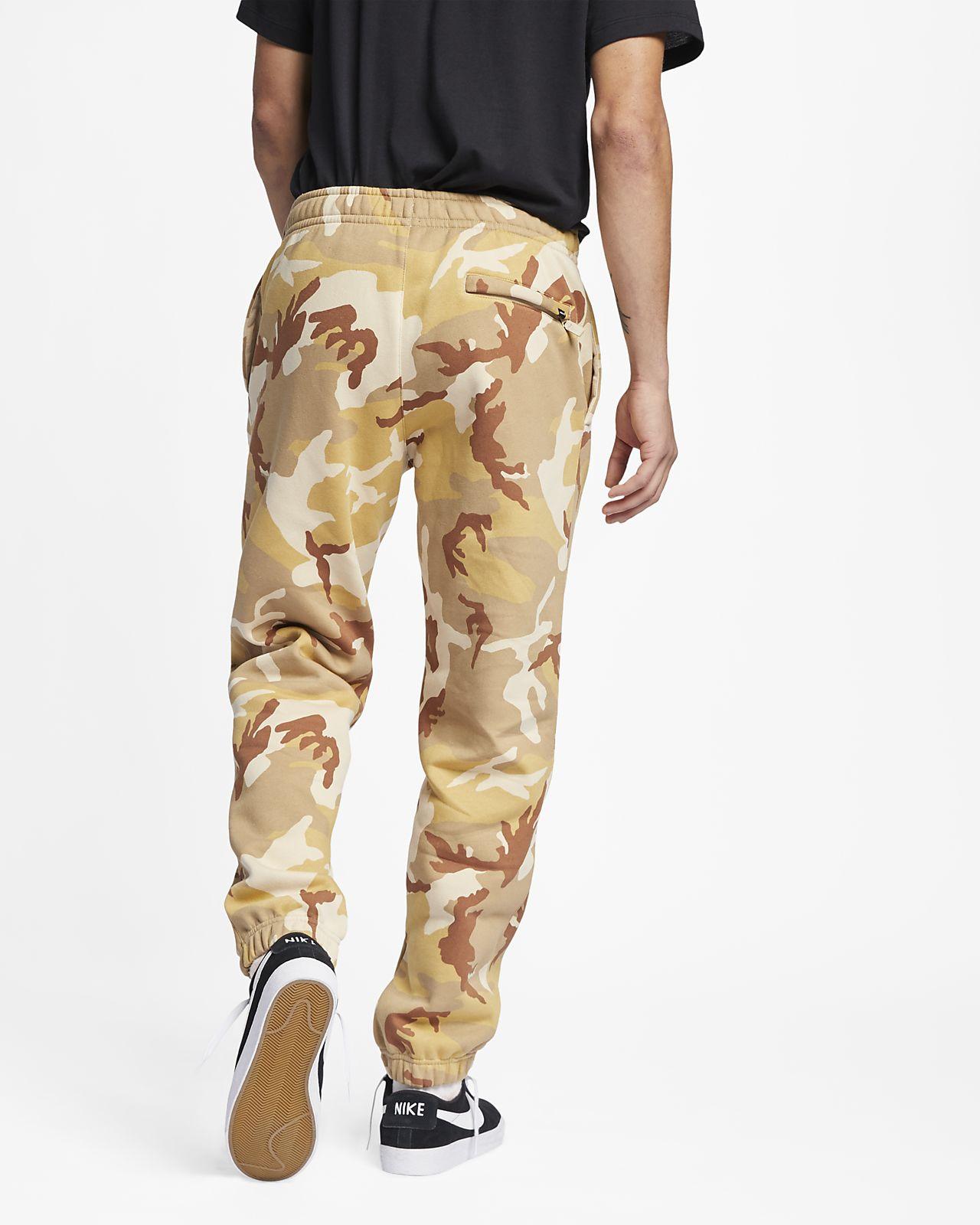1007c1f974c4d Pantalones de skate camuflados para hombre Nike SB Icon. Nike.com CL