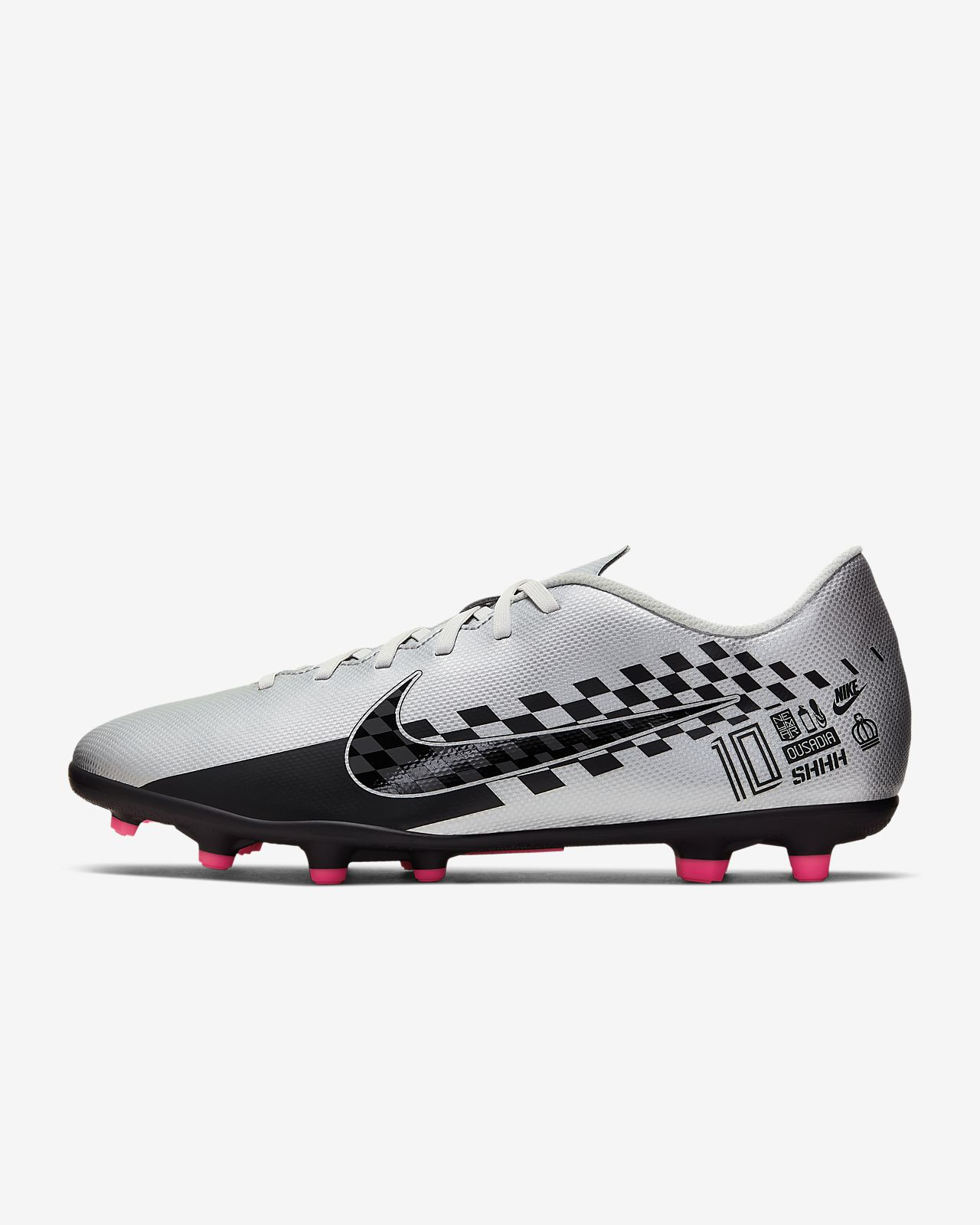 lower price with 100% top quality outlet store sale Chaussure de football à crampons multi-surfaces Nike Mercurial Vapor 13  Club Neymar Jr. MG
