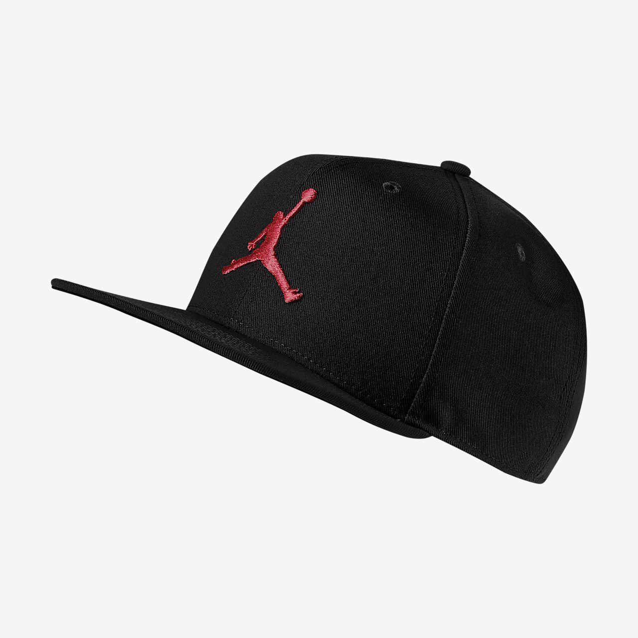 Kšiltovka Jordan Pro Jumpman Snapback