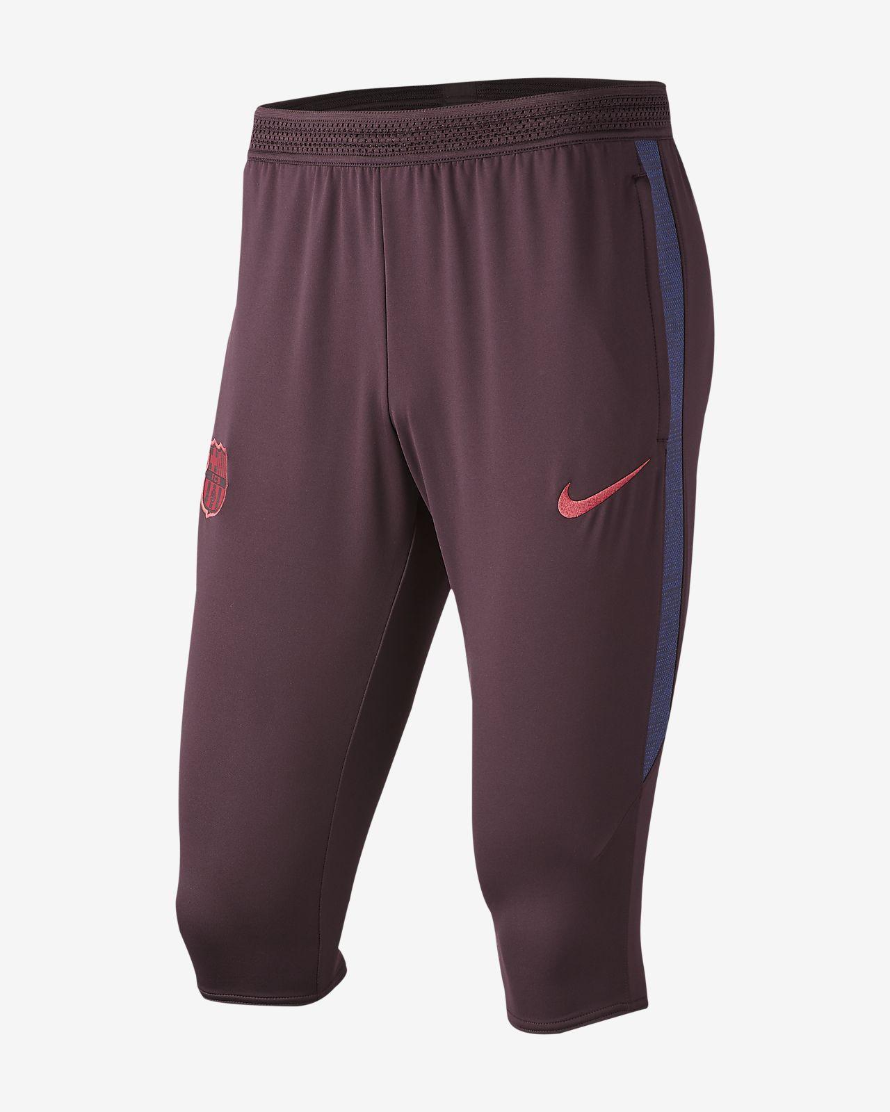 f80f15493 Calças de futebol Nike Dri-FIT FC Barcelona Strike para homem. Nike ...