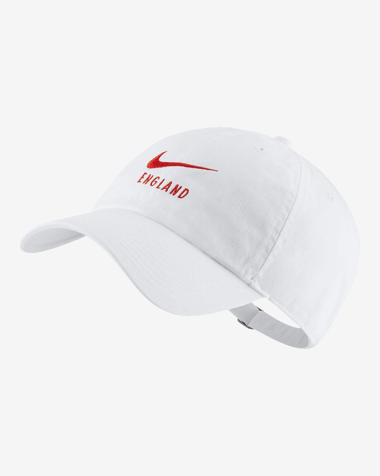 Regulowana czapka piłkarska England Heritage86