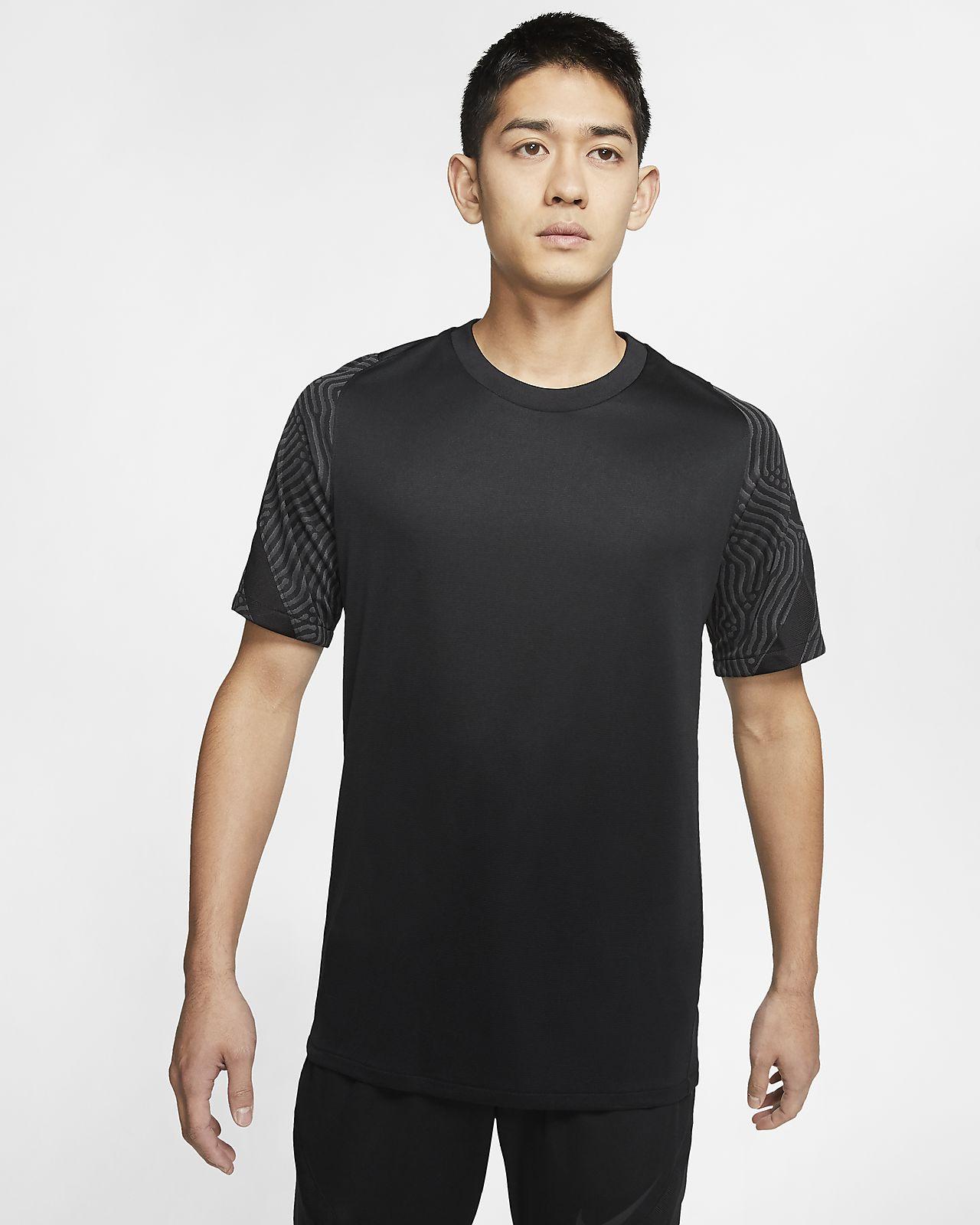 Maglia da calcio a manica corta Nike Dri-FIT Strike - Uomo