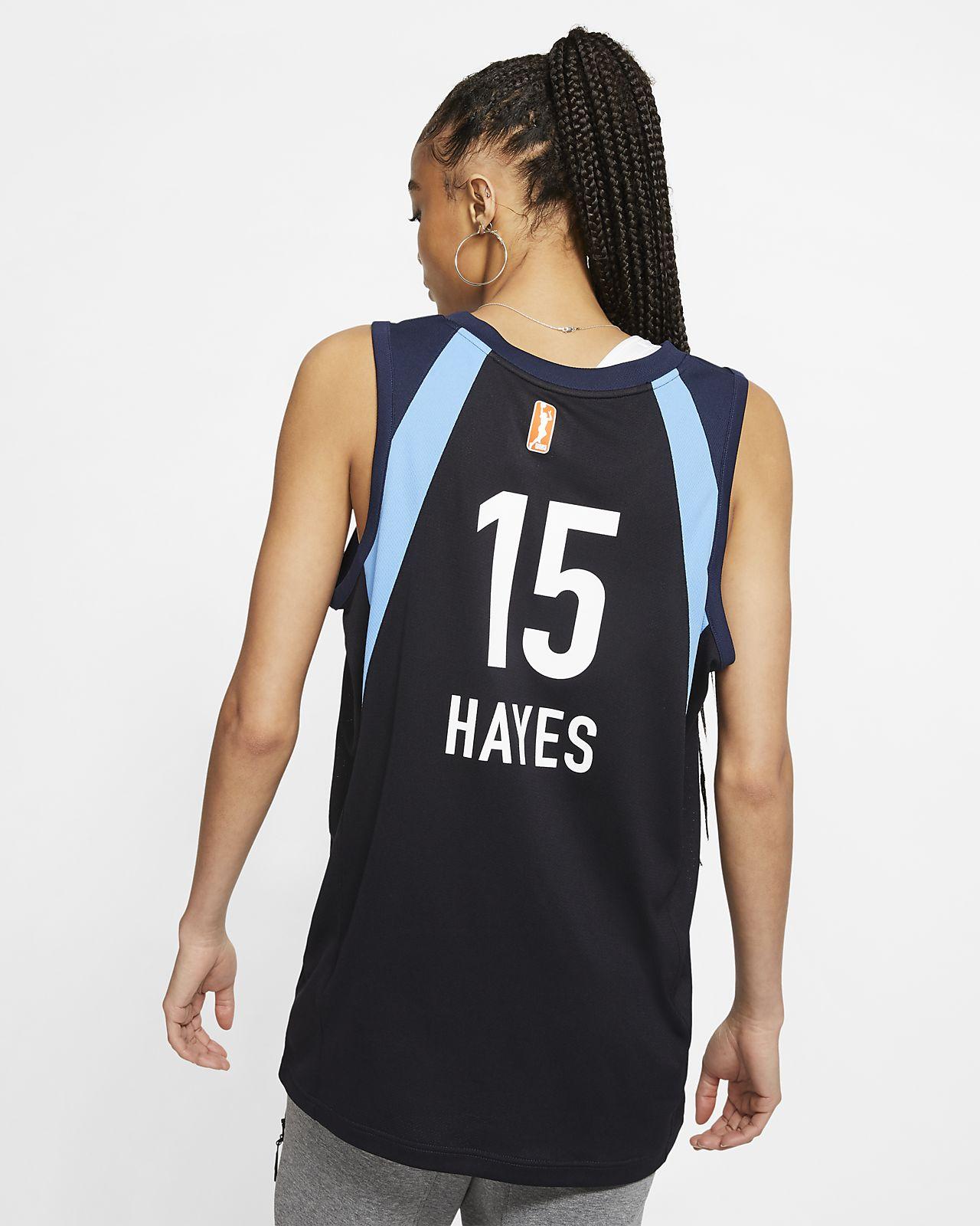0310b8e9f05 Tiffany Hayes Atlanta Dream Nike WNBA Basketball Jersey. Nike.com