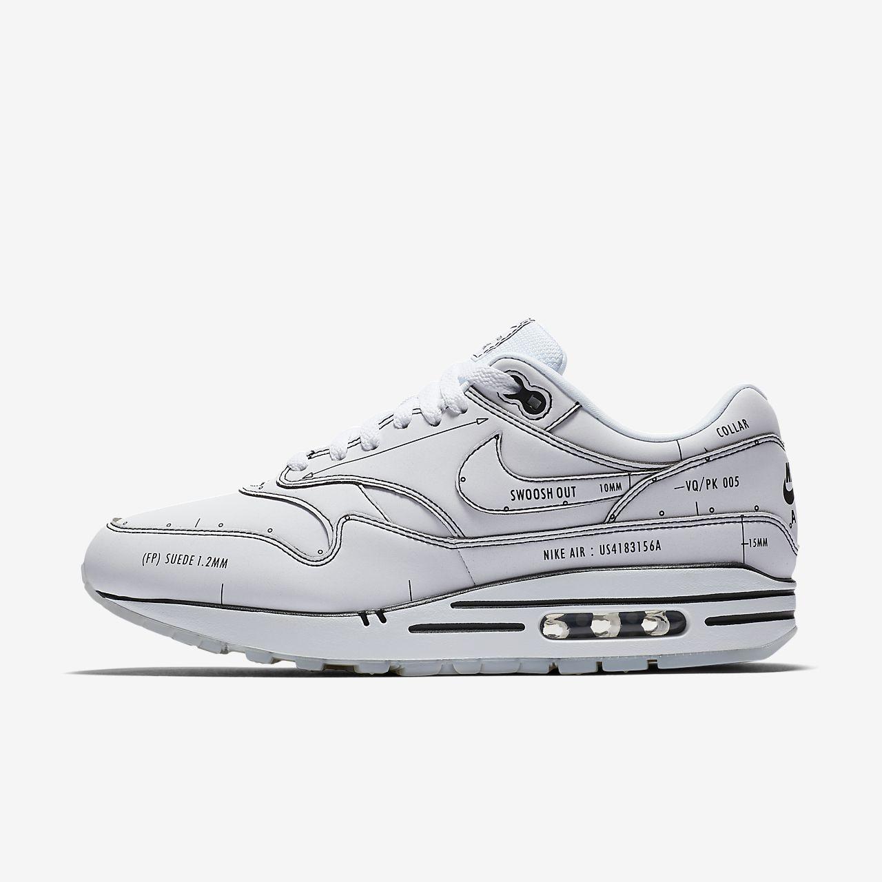 cheaper recognized brands fresh styles Nike Air Max 1 Sketch To Shelf Men's Shoe