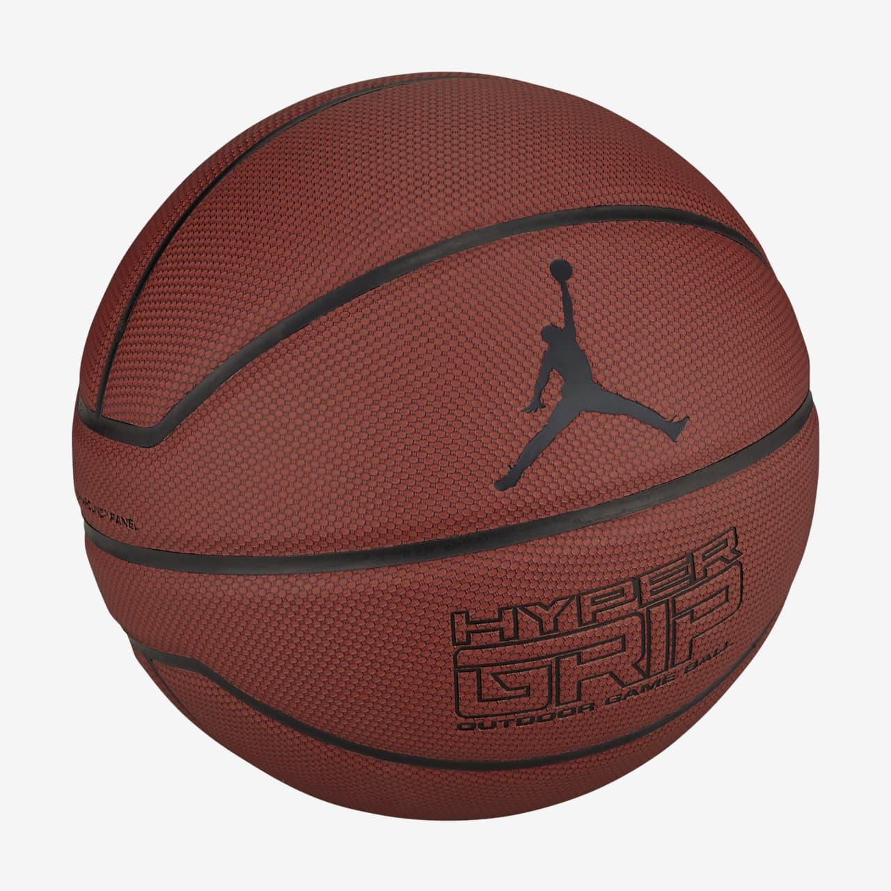 jordan hyper grip ball review