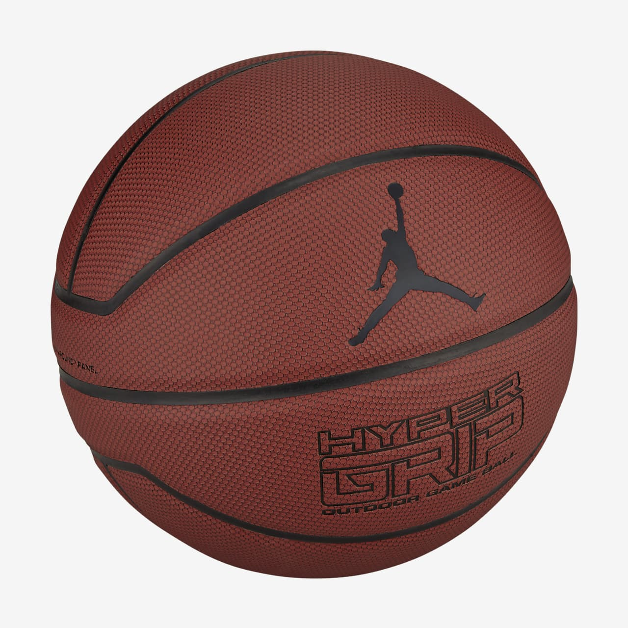 Jordan HyperGrip 4P Basketbal (maat 7)