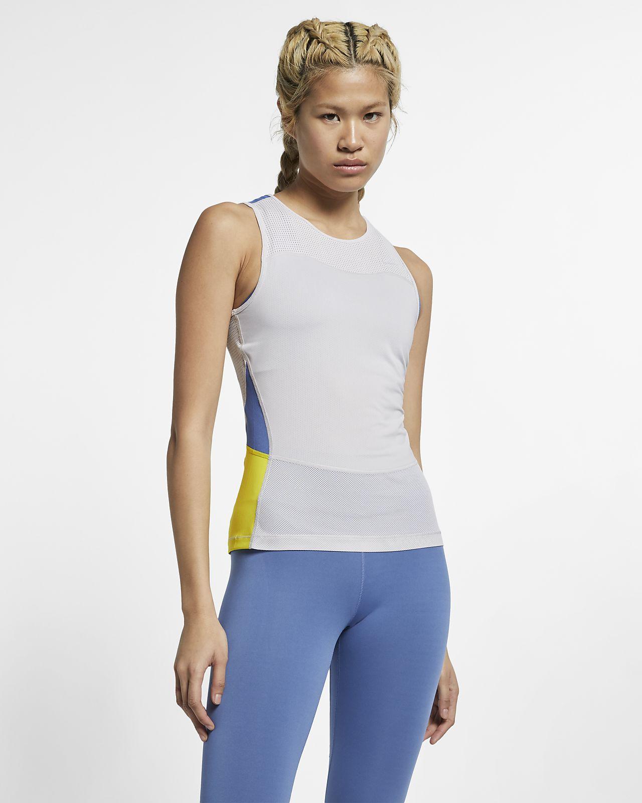 เสื้อกล้ามผู้หญิง Nike Pro HyperCool