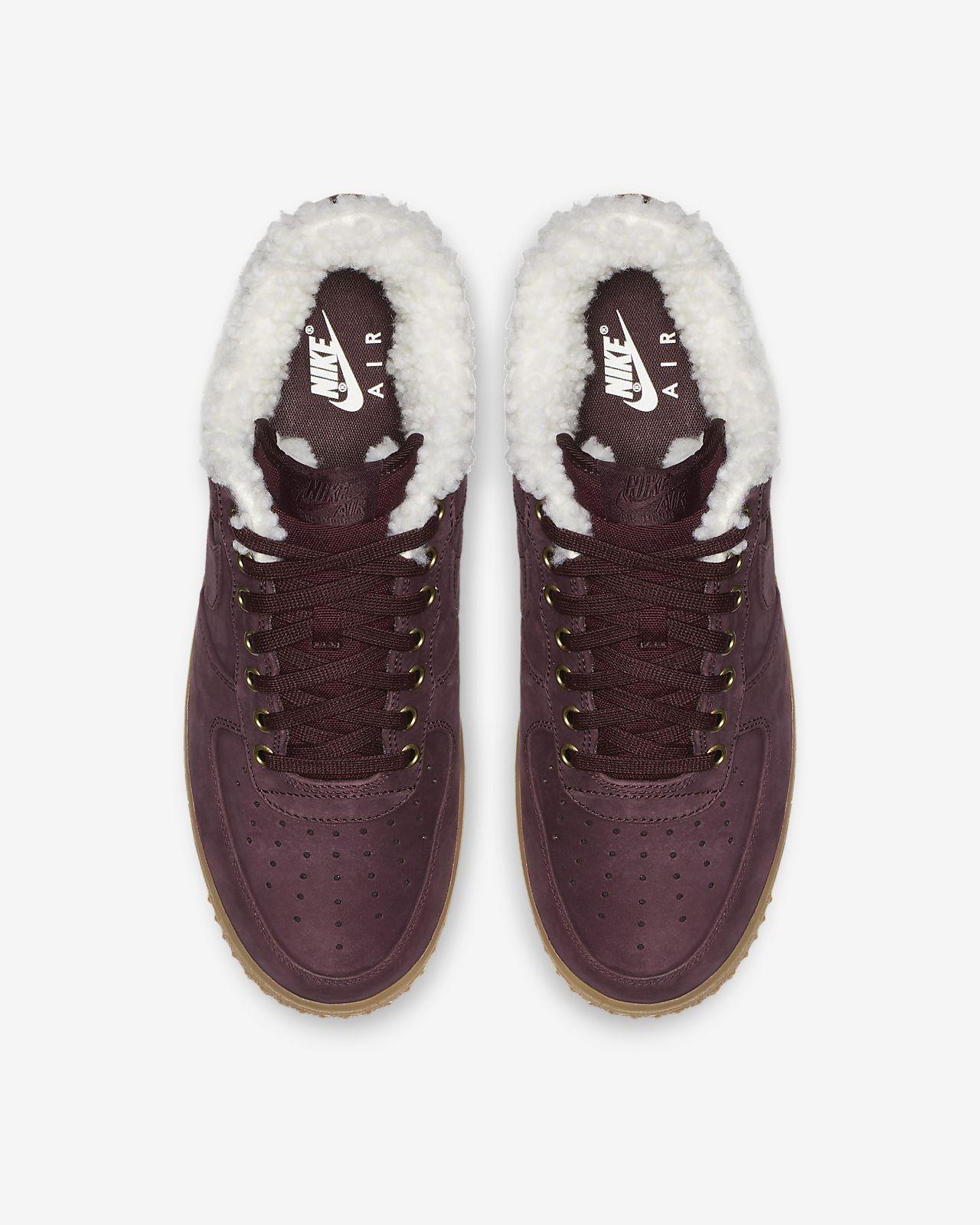 wholesale dealer afea4 8d5f0 ... Nike Air Force 1 Premium Winter Men s Shoe
