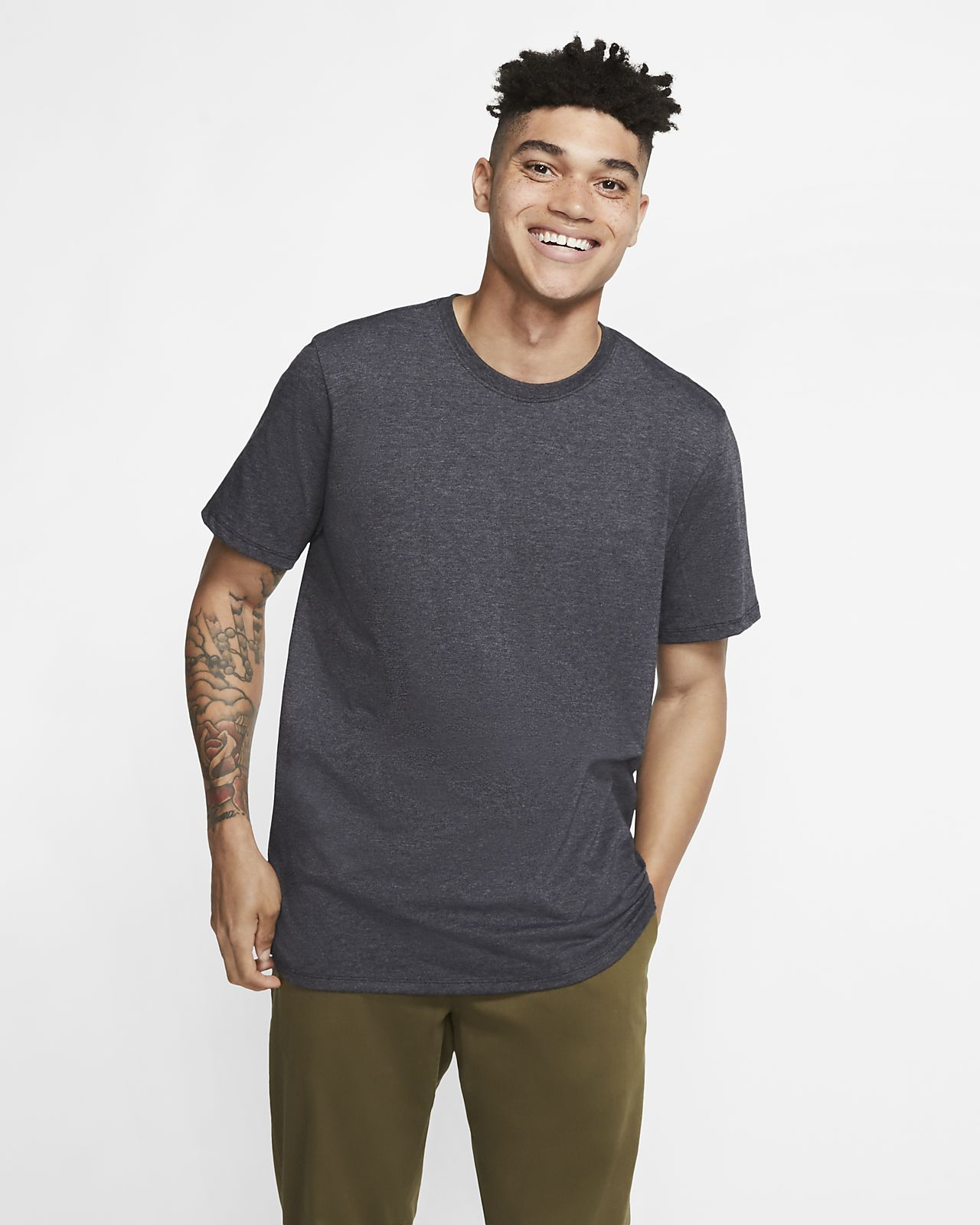 Tee-shirt Hurley Premium Staple pour Homme