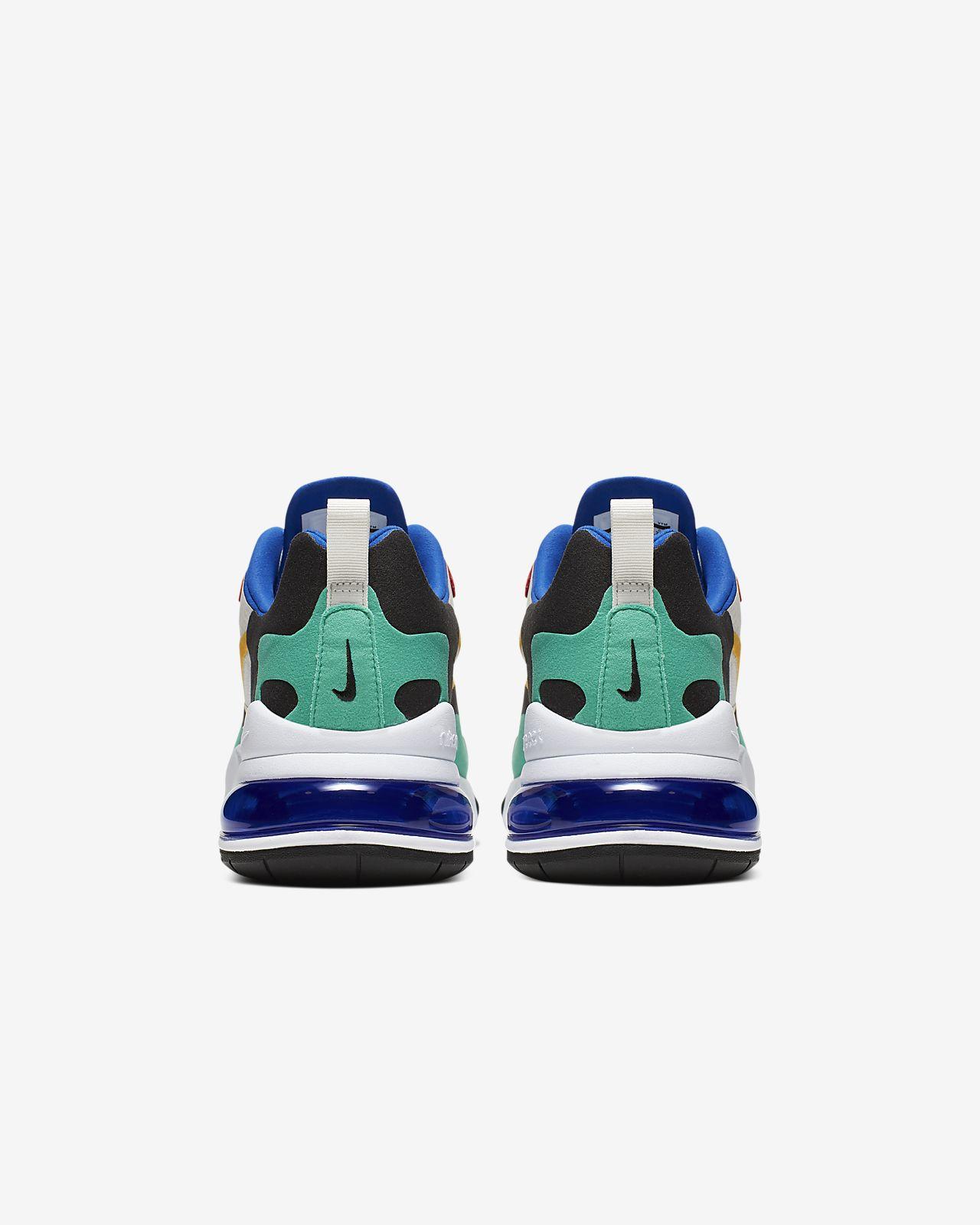 super populaire 4068b 828a6 Nike Air Max 270 React Bauhaus Men's Shoes