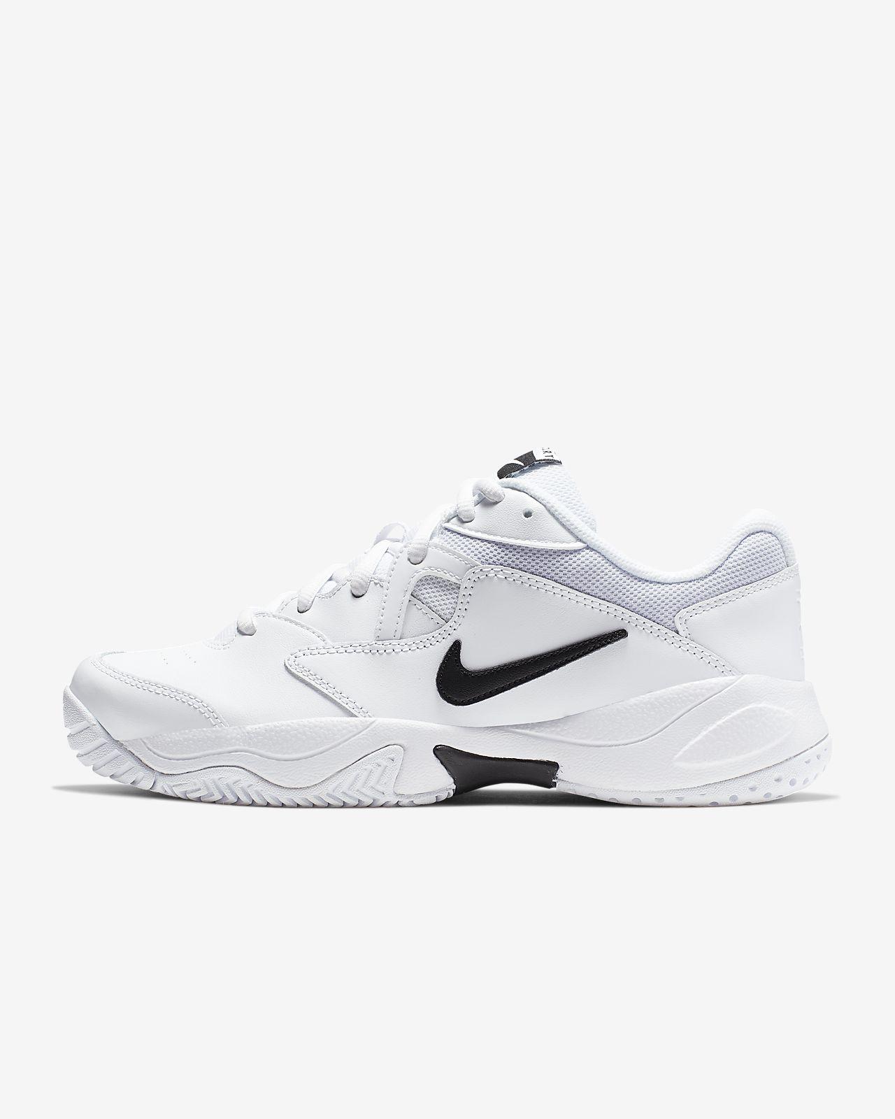 newest 79ac2 76b09 ... Calzado de tenis en cancha dura para mujer NikeCourt Lite 2