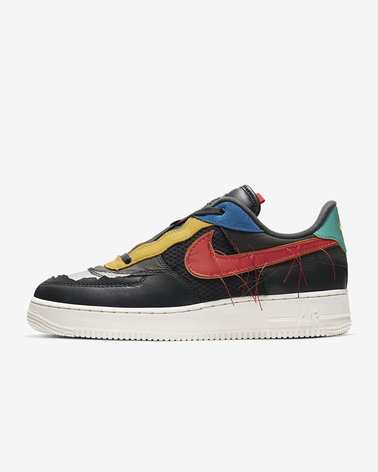 Nike Air Force 1 Low Black History Month Men's Shoe