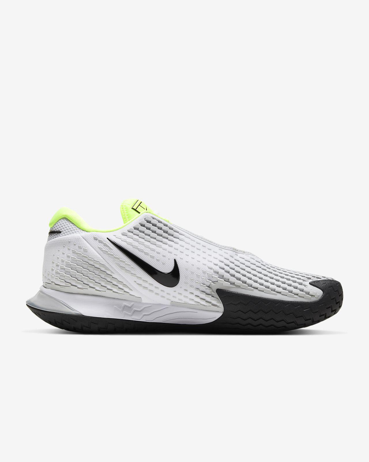 Nike Court Baseline Men's Tennis Jacket WhiteBlack