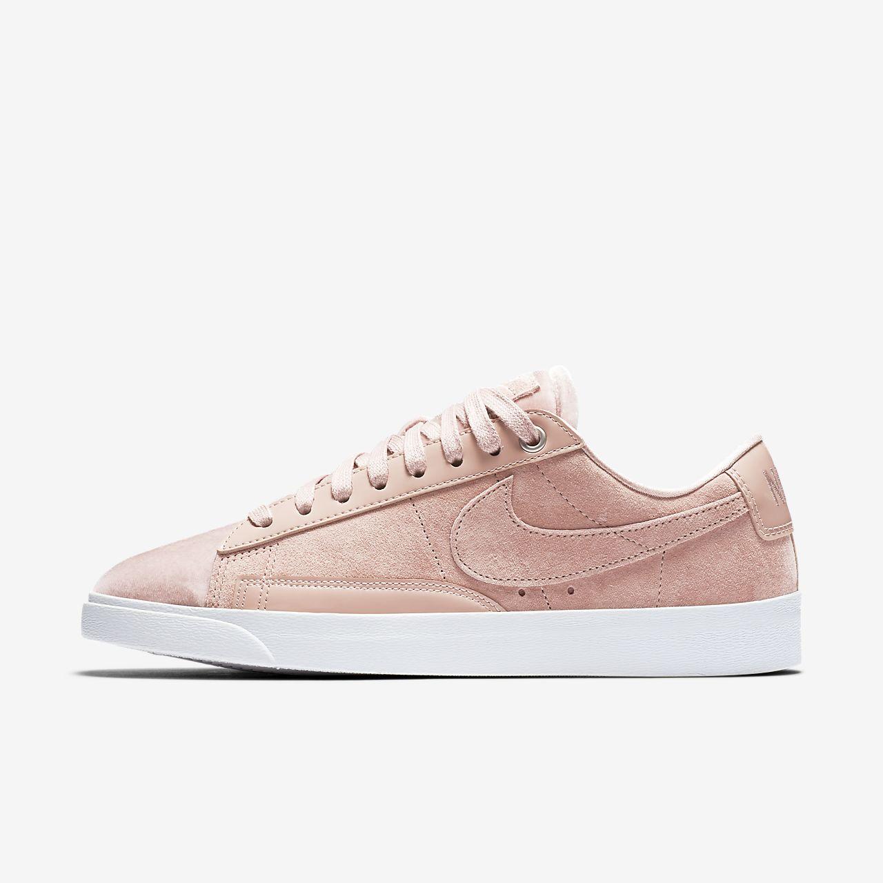 Nike Blazer Baja Damen Rosa baratos extremadamente zZccRT8x