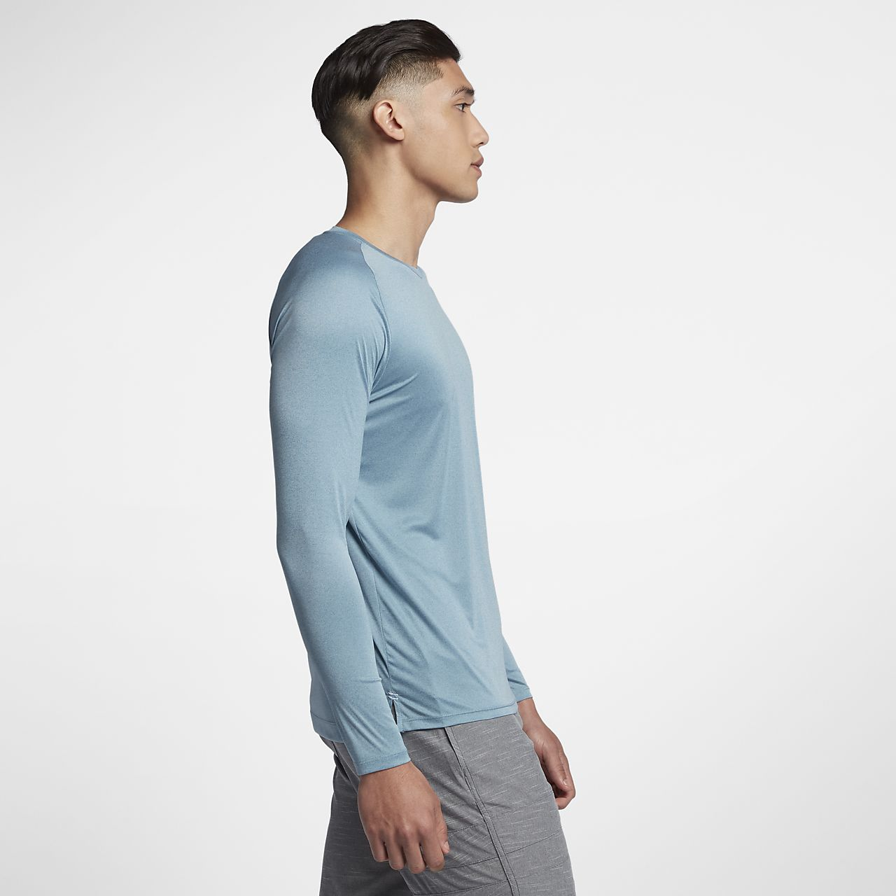 36b25077 Hurley Icon Quick Dry Men's Long Sleeve Surf Shirt. Nike.com