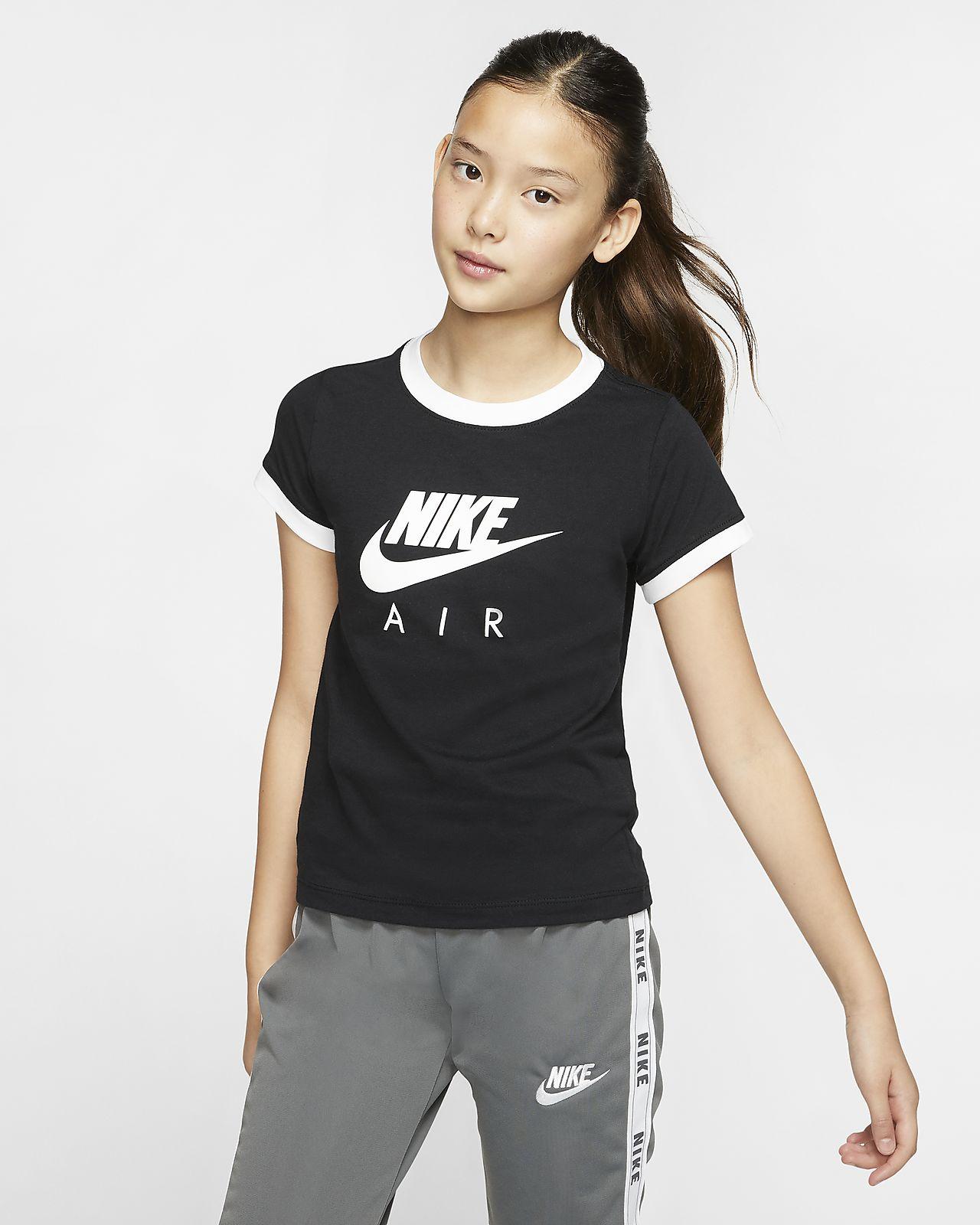 T-shirt dla dużych dzieci Nike Air