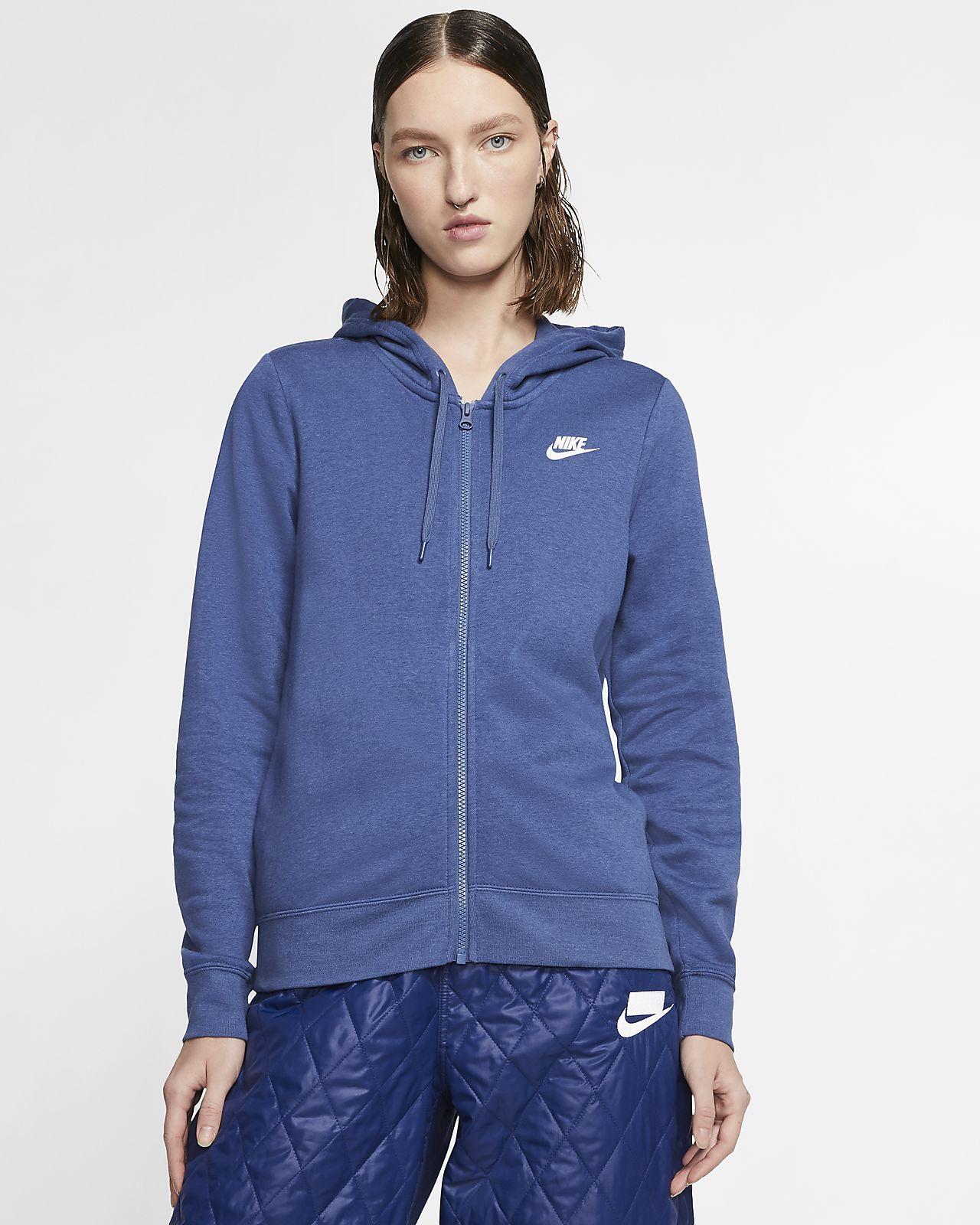 Nike Sportswear Women's Fleece Full Zip Hoodie