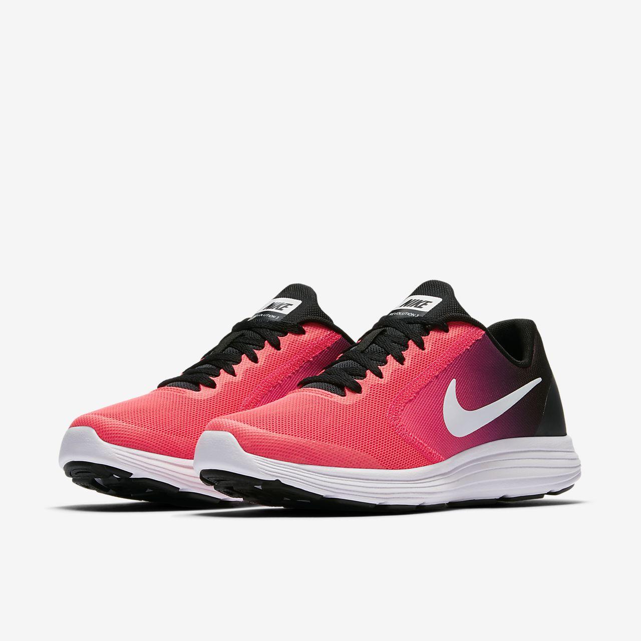 ... Nike Revolution 3 Big Kids' Running Shoe