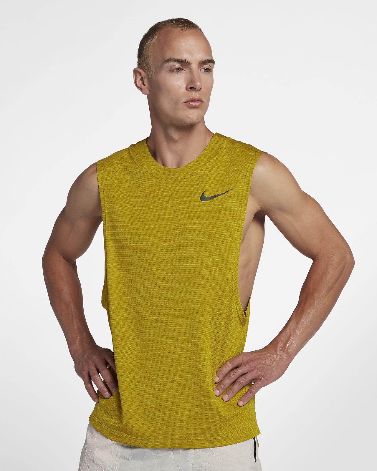 Nike Medalist Run Division 男子无袖跑步上衣