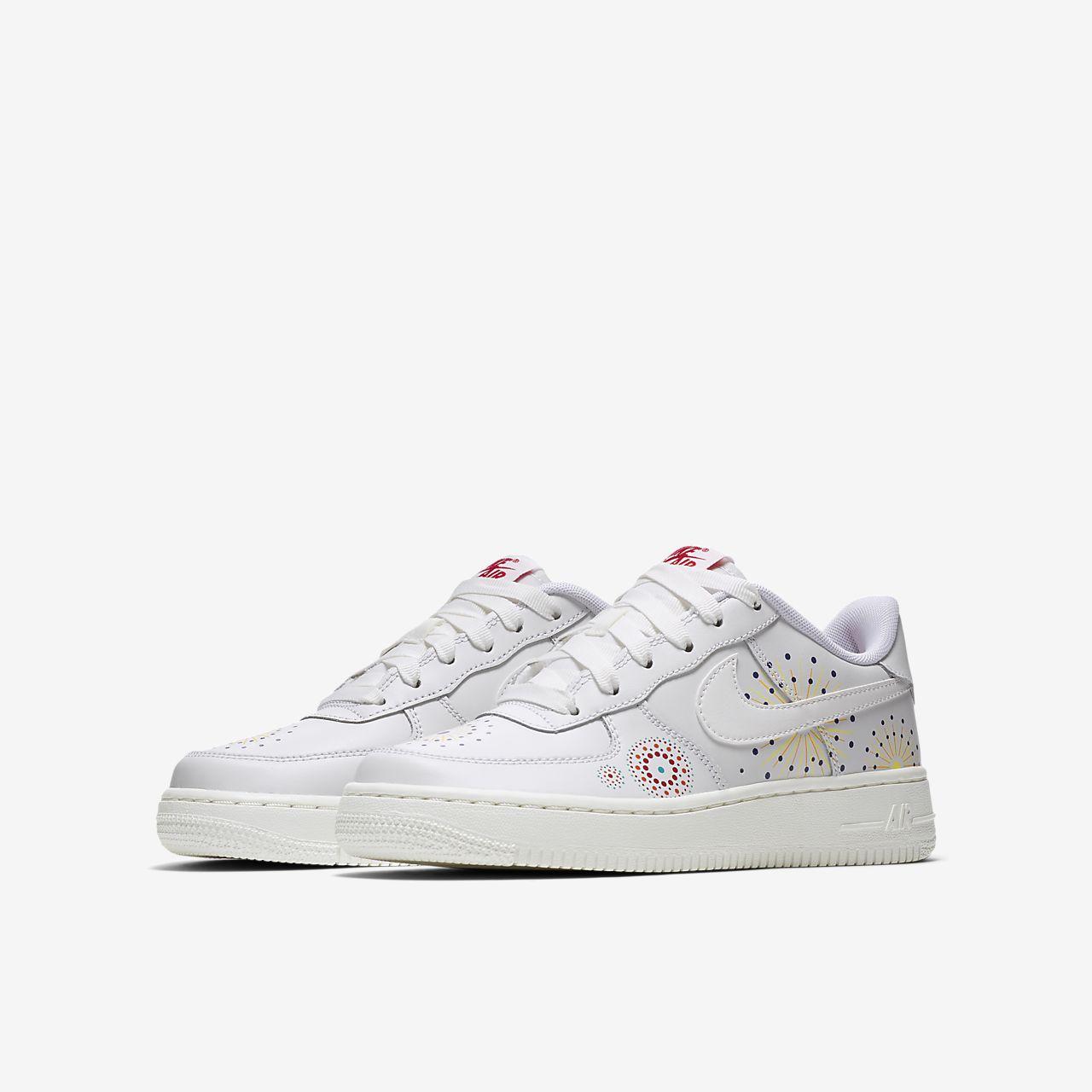 1 Pinnacle Nike Qsgs大童运动童鞋 Air Force SqMVUzp