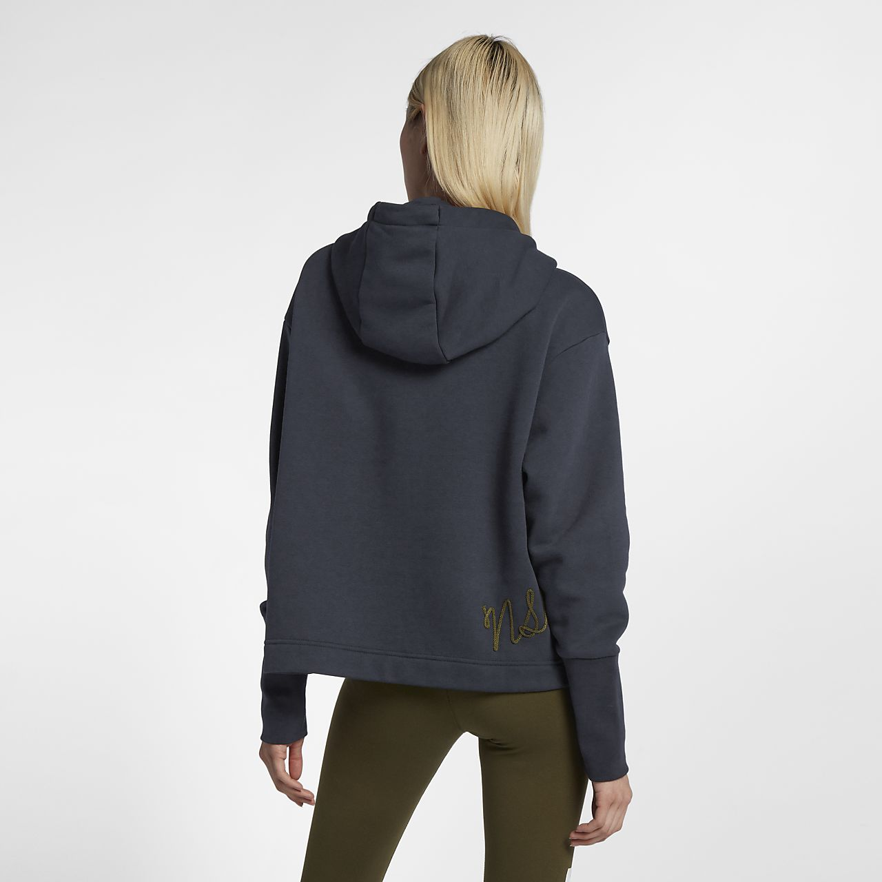 4a86fc7c186 Low Resolution Nike Sportswear Women s Fleece Hoodie Nike Sportswear  Women s Fleece Hoodie