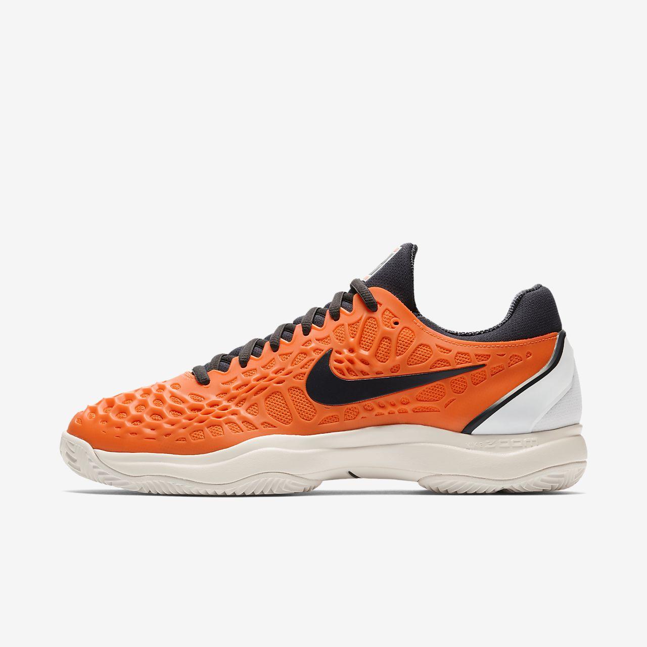 Nike Zoom Cage 3 Clay Zapatillas de tenis - Hombre. Nike.com ES 4f9bb897cca0c