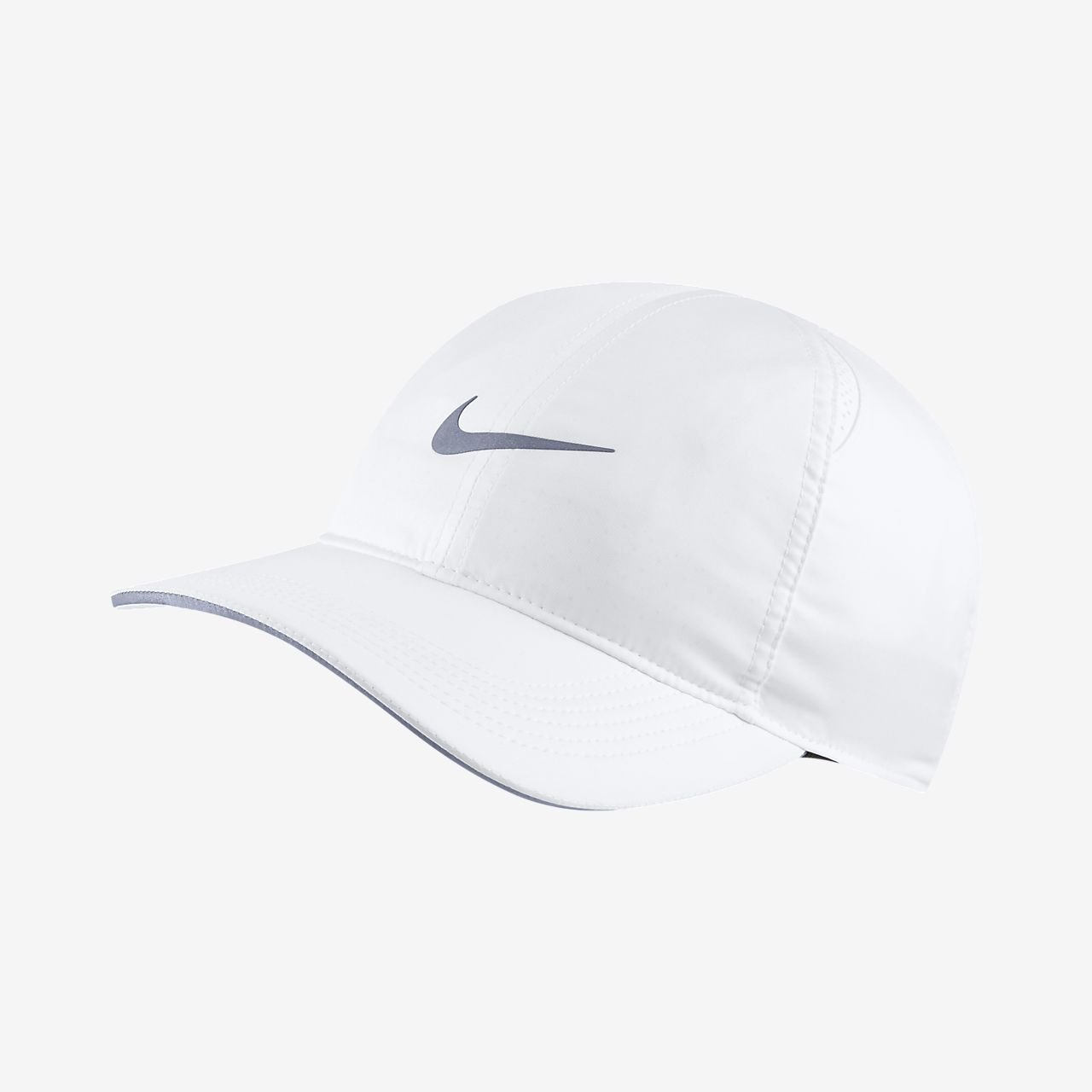 fbbadb04541 ... switzerland nike featherlight adjustable running hat 3ccb2 7b1e9