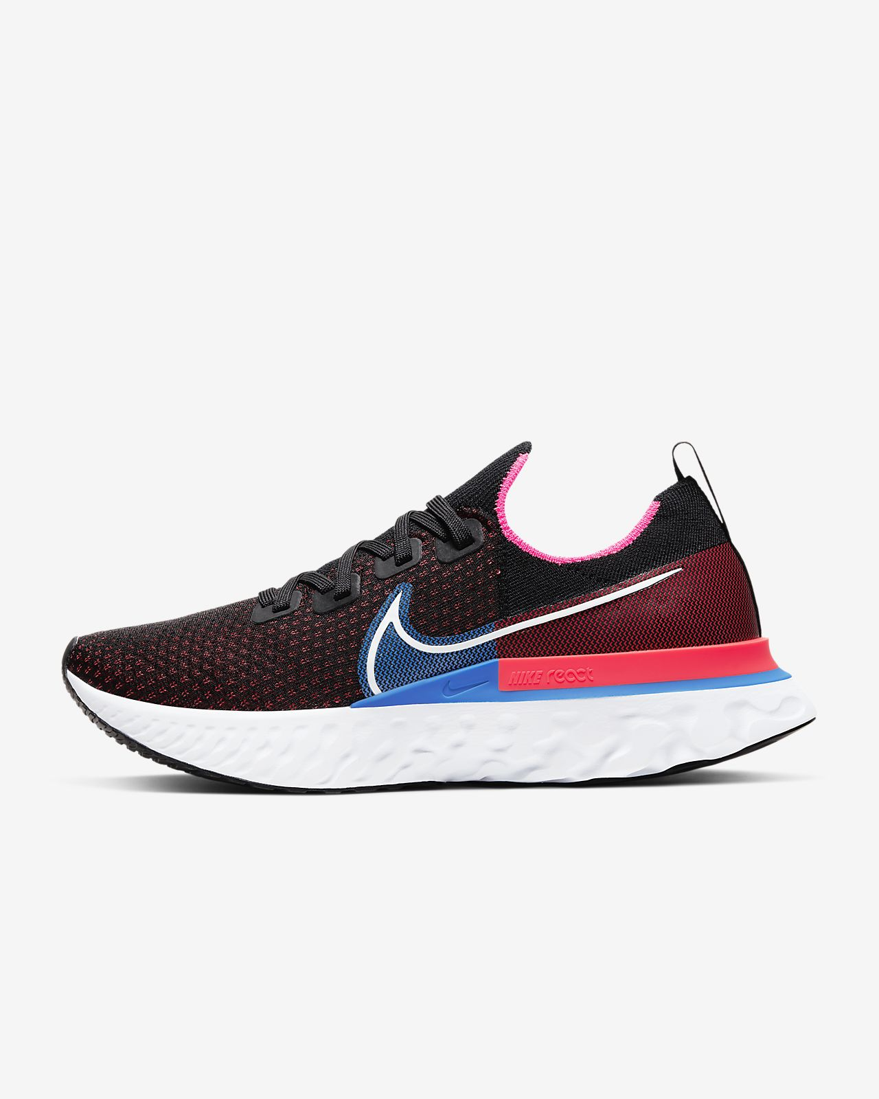 detailed pictures unique design get cheap Chaussure de running Nike React Infinity Run Flyknit pour Homme ...