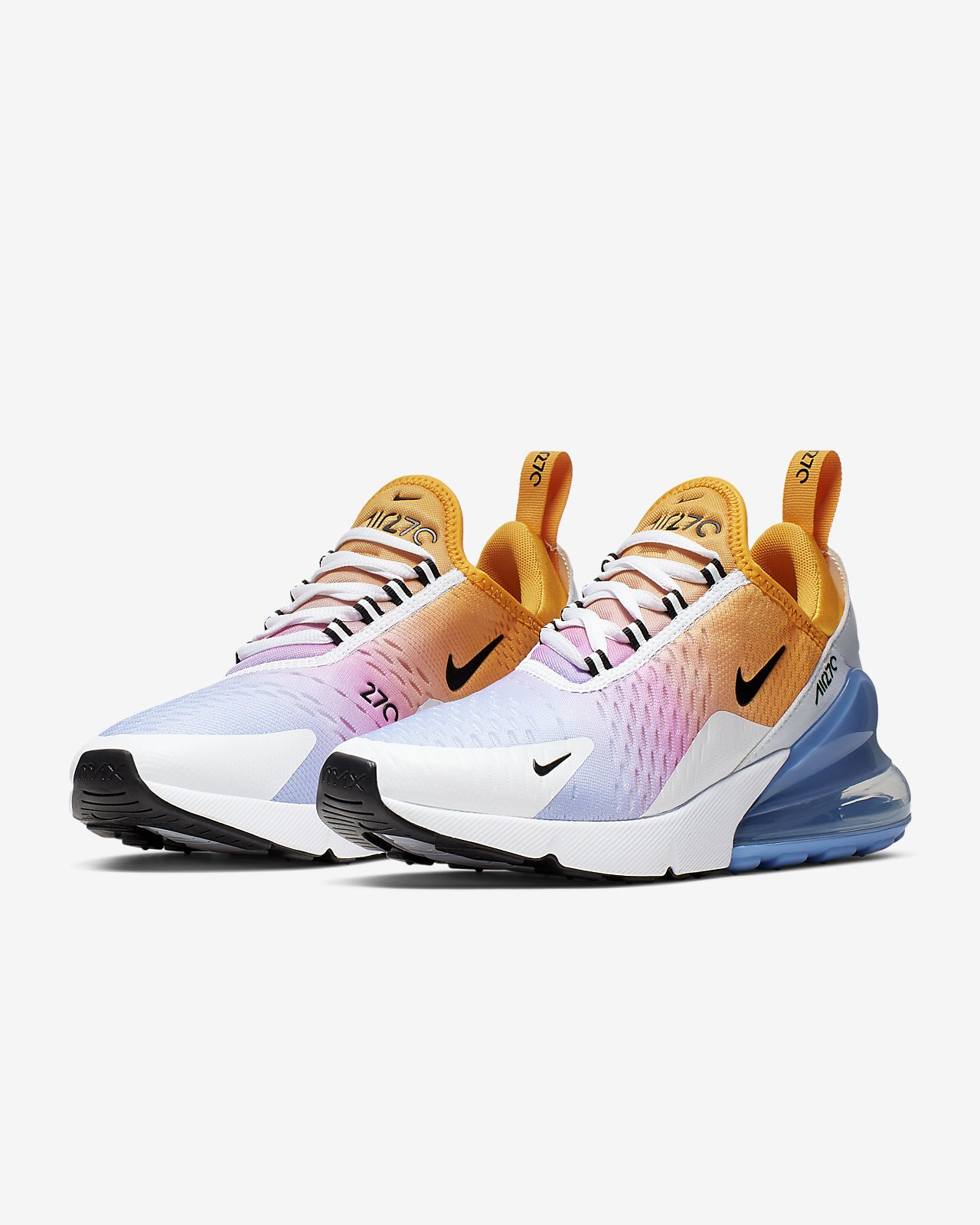 0ca4064a Nike Air Max 270 Women's Shoe