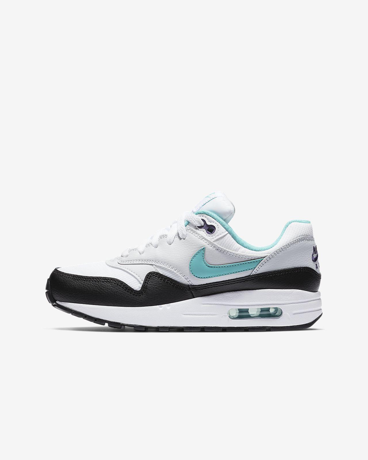 promo code 11e1b e9aa8 Nike Air Max 1 Big Kids  Shoe