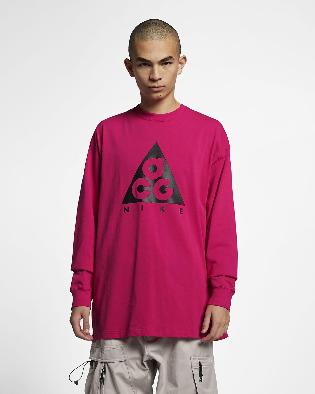 T-shirt a manica lunga Nike ACG